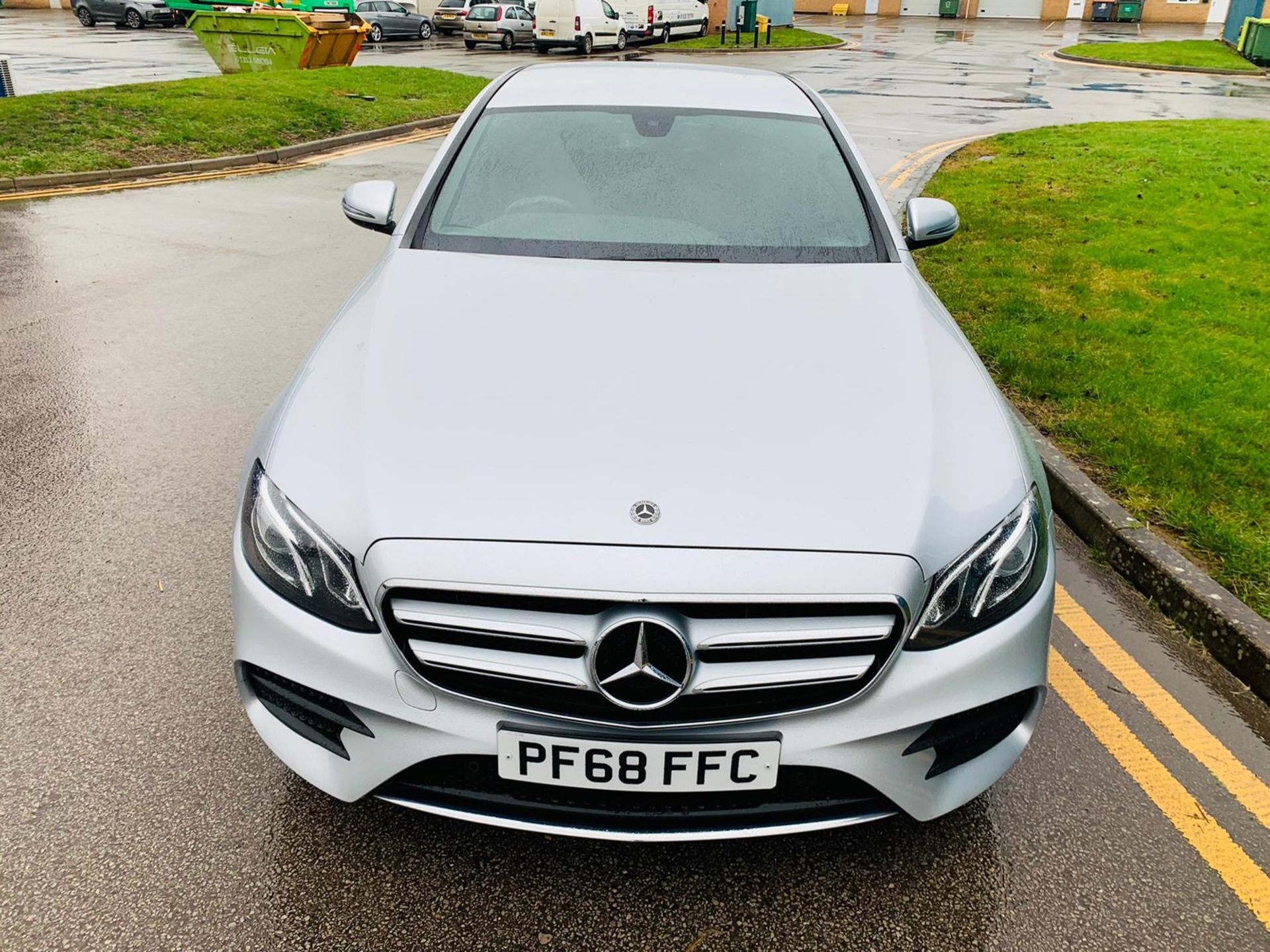 (Reserve Met)Mercedes E220d AMG Line Auto 9G Tronic - 2019 Reg - Reversing Cam - 1 Owner From New - Image 3 of 30