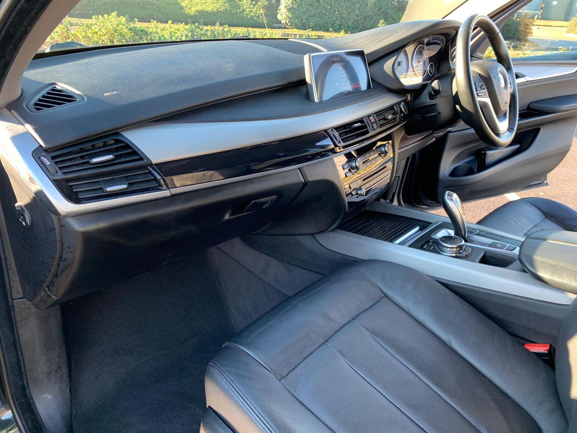 "(Reserve Met) BMW X5 2.0d S-DRIVE ""Special Equipment"" Auto- 7 Seater -16 Reg - Sat Nav- (New Shape) - Image 20 of 43"