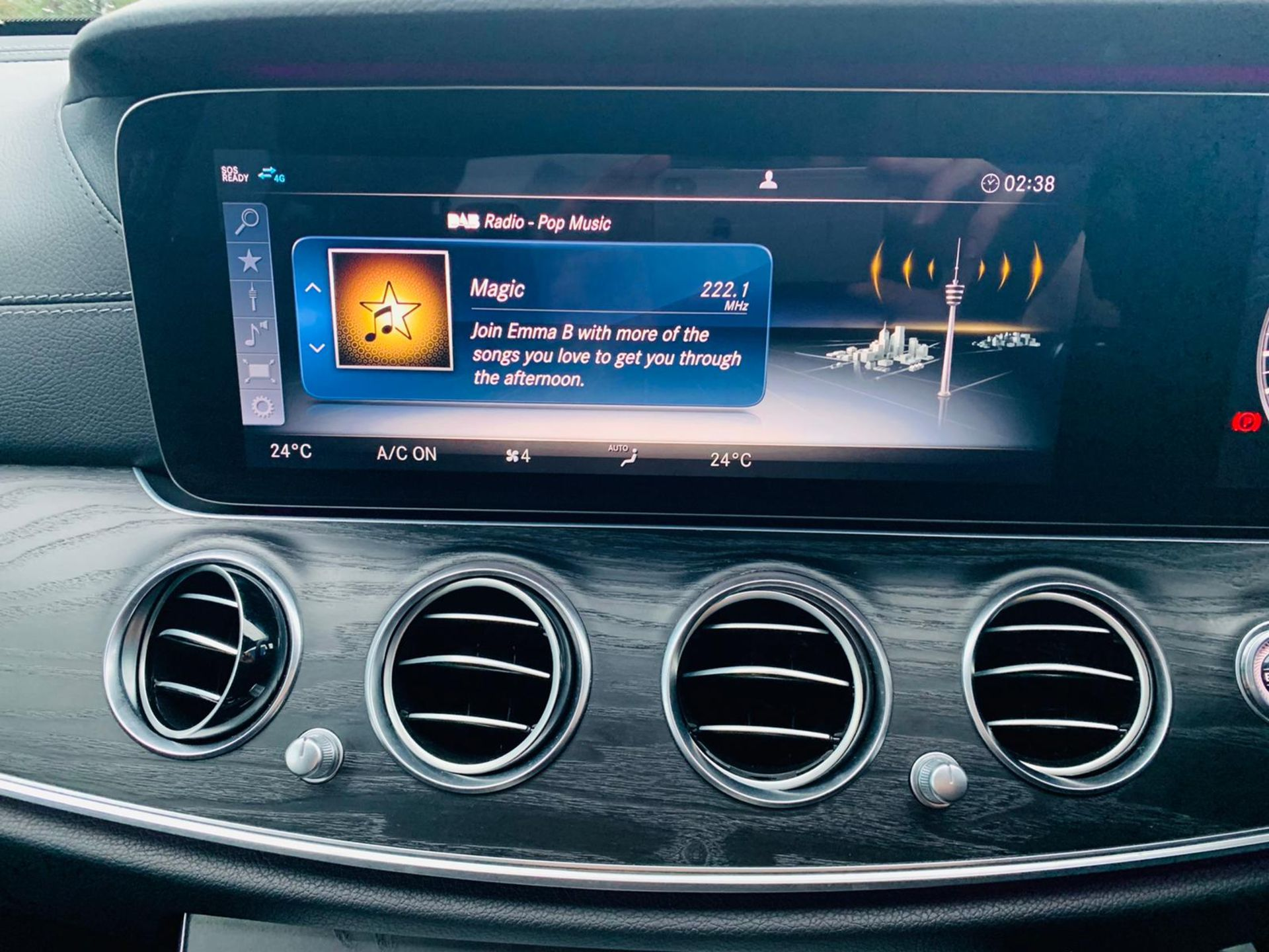 (Reserve Met)Mercedes E220d AMG Line Auto 9G Tronic - 2019 Reg - Reversing Cam - 1 Owner From New - Image 24 of 30