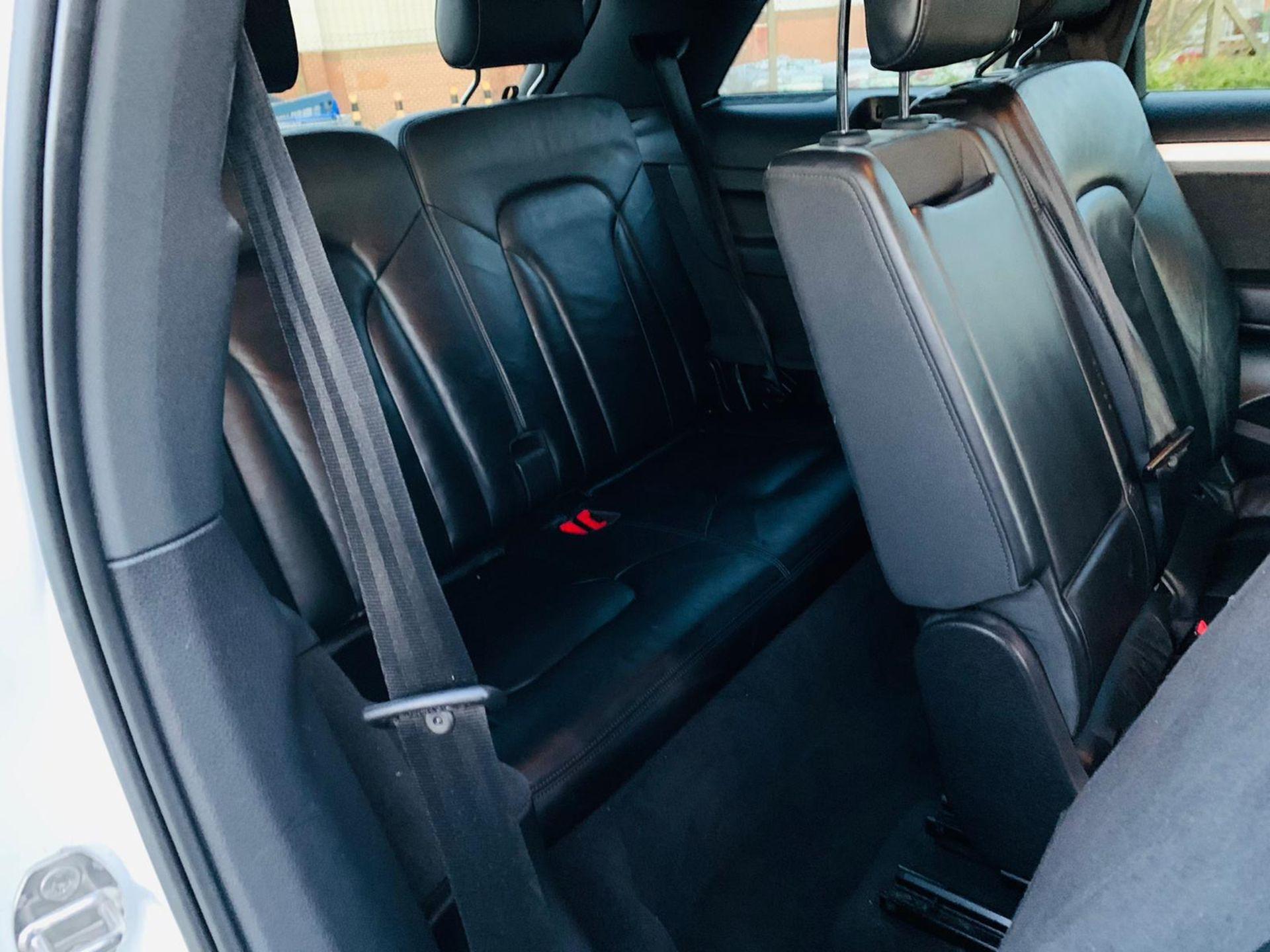 (Reserve Met)Audi Q7 3.0 TDI Quattro S Line Plus Auto (7 Seats) - 12 Reg - Only 63k Miles -Sat Nav- - Image 14 of 37