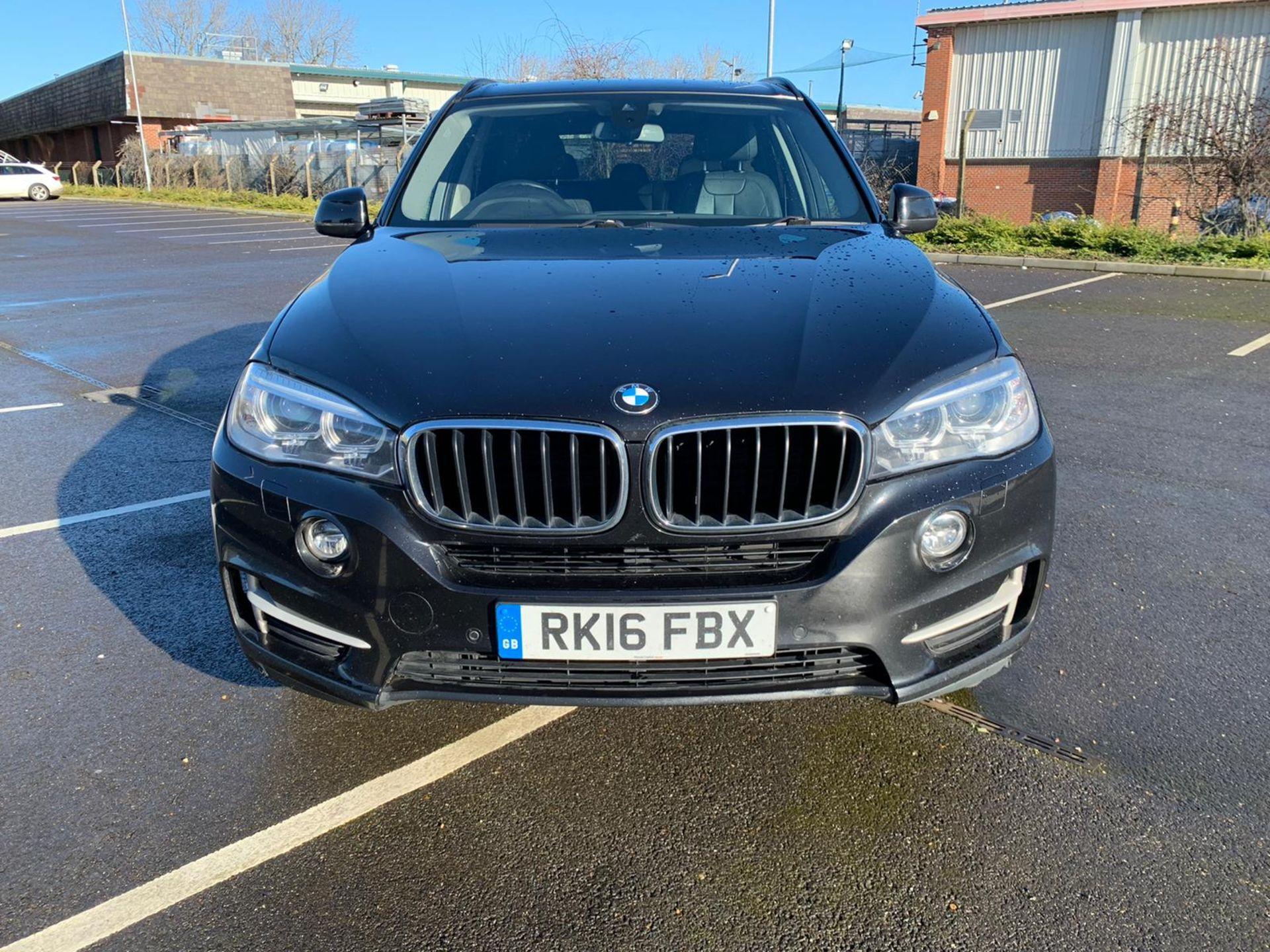 "(Reserve Met) BMW X5 2.0d S-DRIVE ""Special Equipment"" Auto- 7 Seater -16 Reg - Sat Nav- (New Shape) - Image 4 of 43"