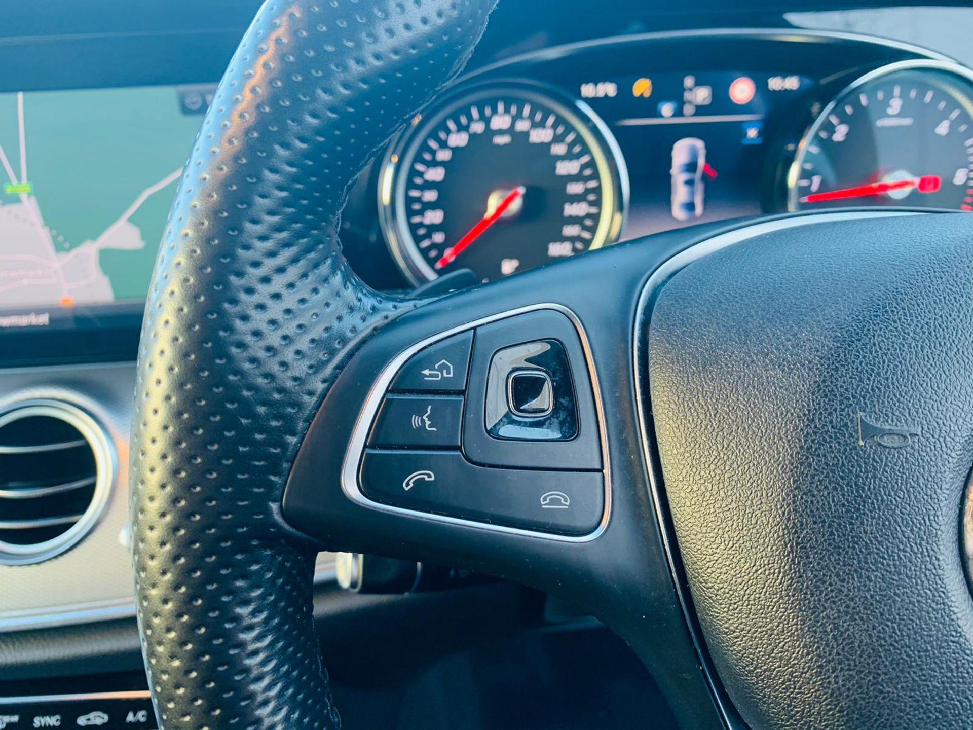 (RESERVE MET) Mercedes E220d Special Equipment Auto 2017 17 Reg - Sat Nav - Reversing Cam - Image 18 of 27