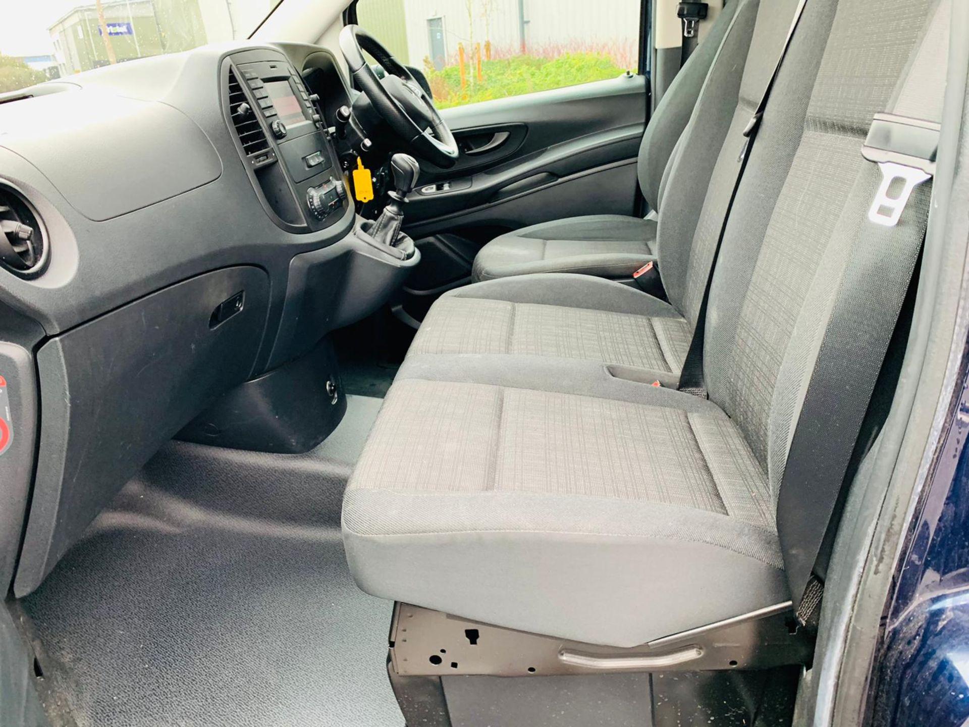 (RESERVE MET) Mercedes Vito 116Cdi Sporty Spec (161 BHP) Bluetech 6 Speed Van - 2016 Model - AC - Image 15 of 28