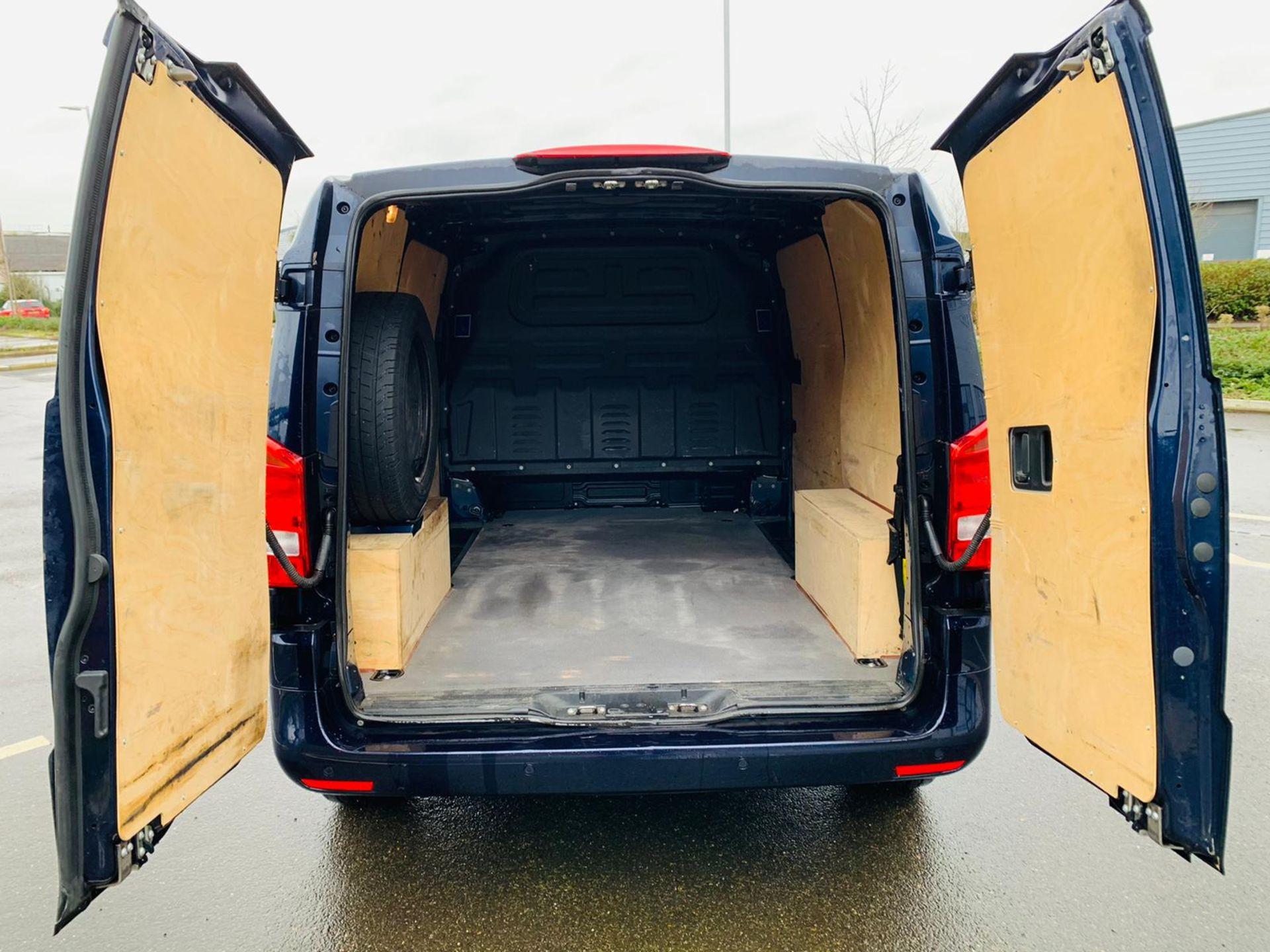 (RESERVE MET) Mercedes Vito 116Cdi Sporty Spec (161 BHP) Bluetech 6 Speed Van - 2016 Model - AC - Image 10 of 28