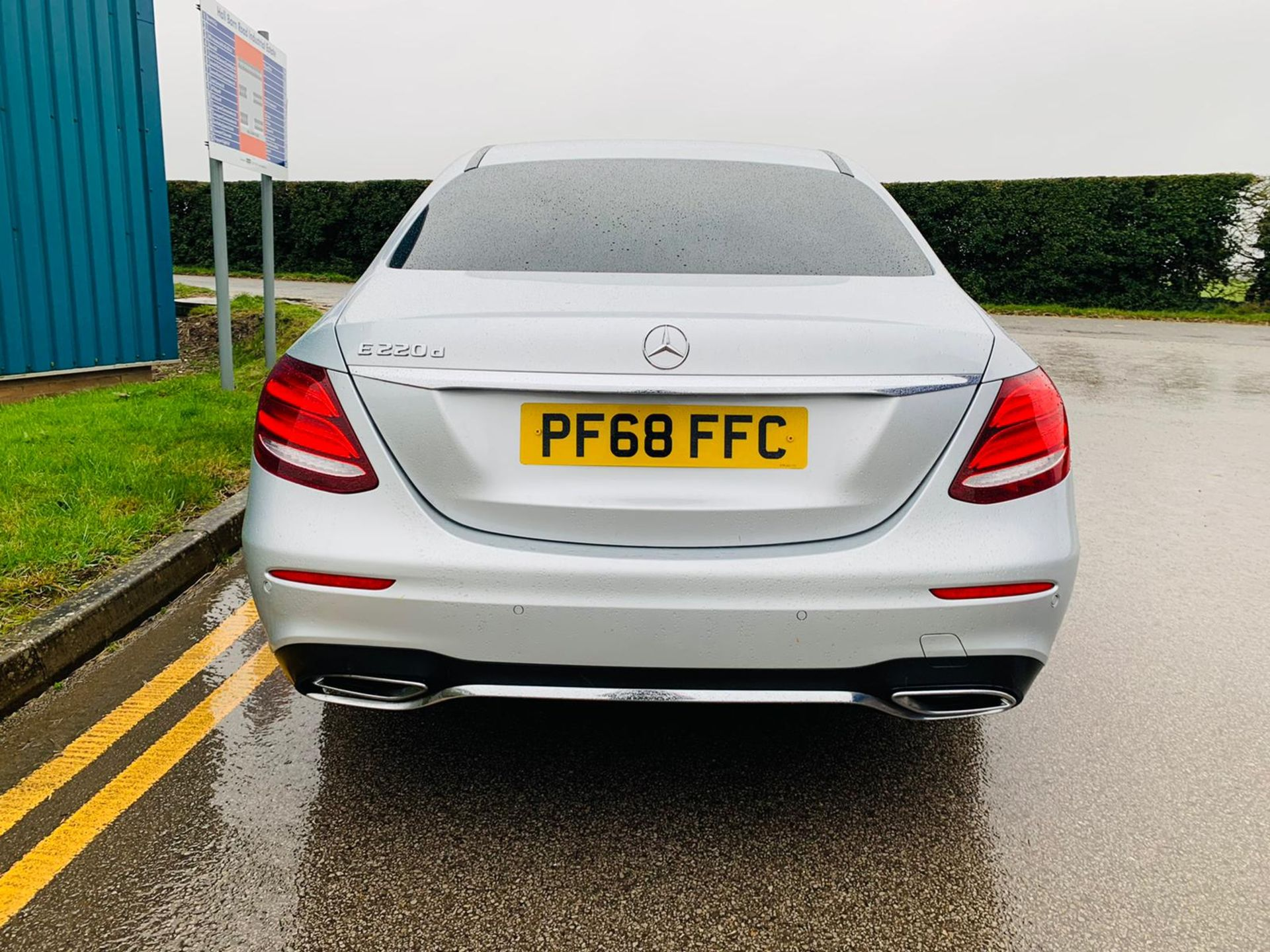 (Reserve Met)Mercedes E220d AMG Line Auto 9G Tronic - 2019 Reg - Reversing Cam - 1 Owner From New - Image 9 of 30