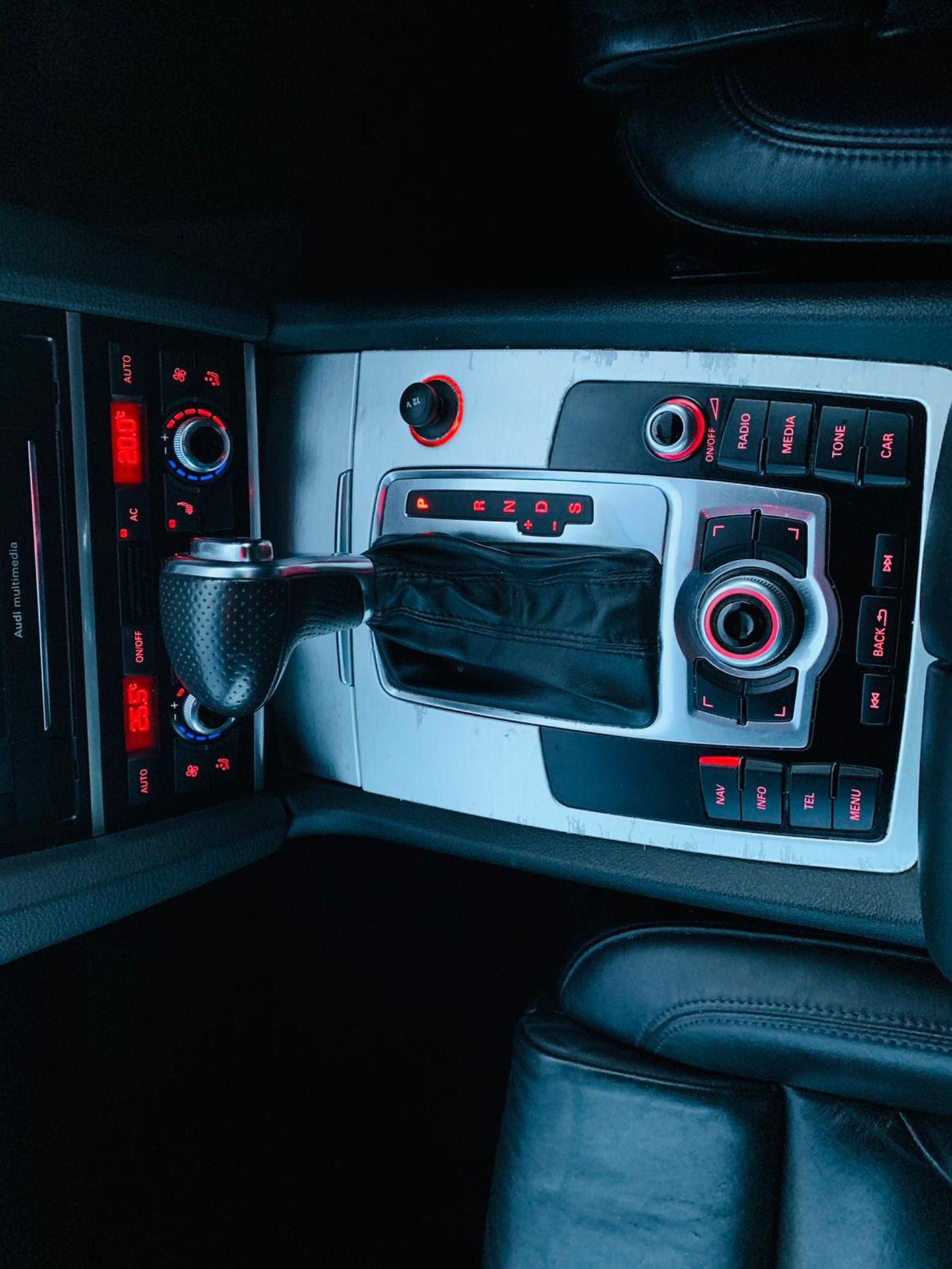 (Reserve Met)Audi Q7 3.0 TDI Quattro S Line Plus Auto (7 Seats) - 12 Reg - Only 63k Miles -Sat Nav- - Image 19 of 37