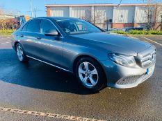 (Reserve Met)Mercedes E220d Special Equipment Auto 2017 17 Reg - Sat Nav - Reversing Cam
