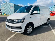 (RESERVE MET) Volkswagen (VW) Transporter 2.0 TDI 150 Highline T28 2019 19 Model - Parking Sensors -