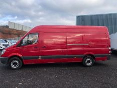 (RESERVE MET) Mercedes Sprinter 311 CDI LWB High Roof Van - 2010 Model