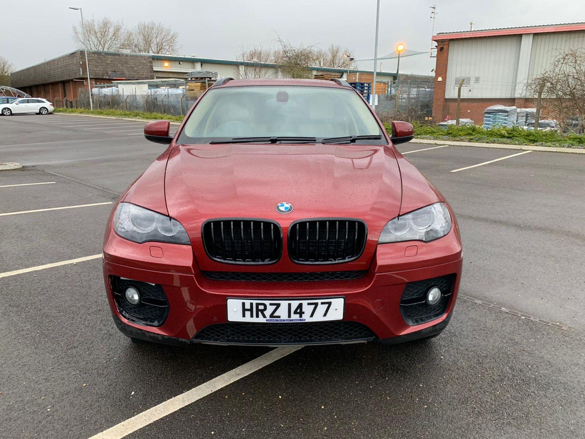Reseve Met - BMW X6 xDrive 3.0d Auto - 2014 Reg - Leather Interior -Parking Sensors - Reversing Cam - Image 6 of 30
