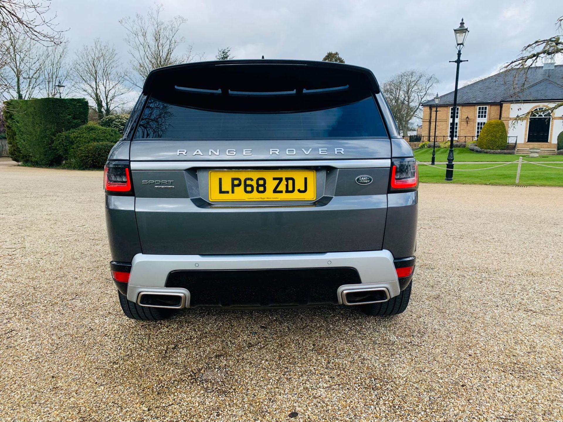 (RESERVE MET) Range Rover Sport 3.0 SDV6 HSE Auto - 2019 - 1 Keeper From New - Virtual Cockpit - - Image 4 of 42