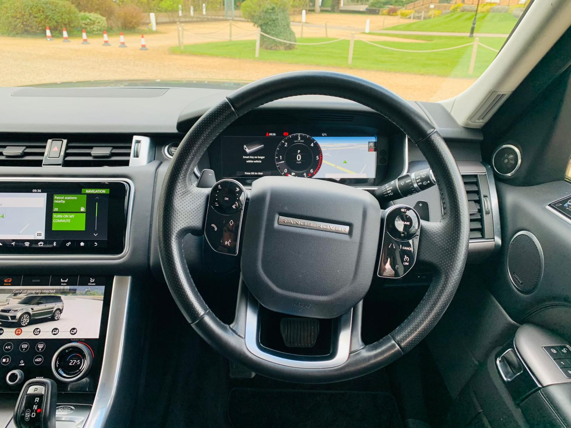 (RESERVE MET) Range Rover Sport 3.0 SDV6 HSE Auto - 2019 - 1 Keeper From New - Virtual Cockpit - - Image 22 of 42