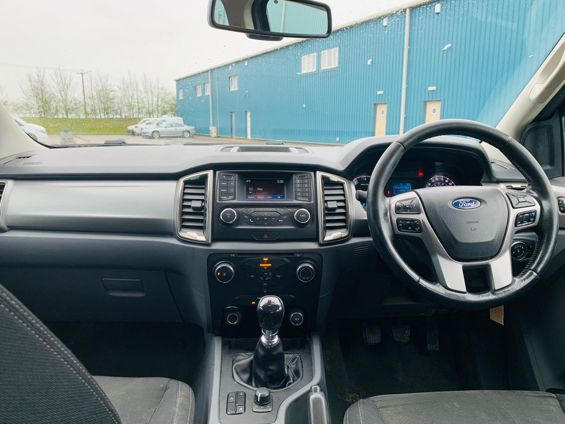 Ford Ranger 2.2 TDCI XLT 4x4 Double Cab - 2017 Model - Euro 6 - ULEZ Compliant - Service History - Image 8 of 24