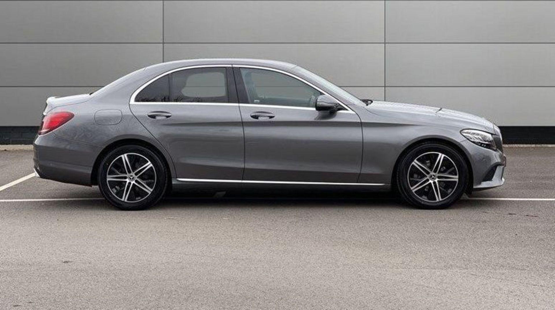 (Reserve Met) Mercedes C220d Sport - 9G Tronic Auto - 188BHP - 2019 Reg - Reversing Cam - Sat Nav - - Image 3 of 7