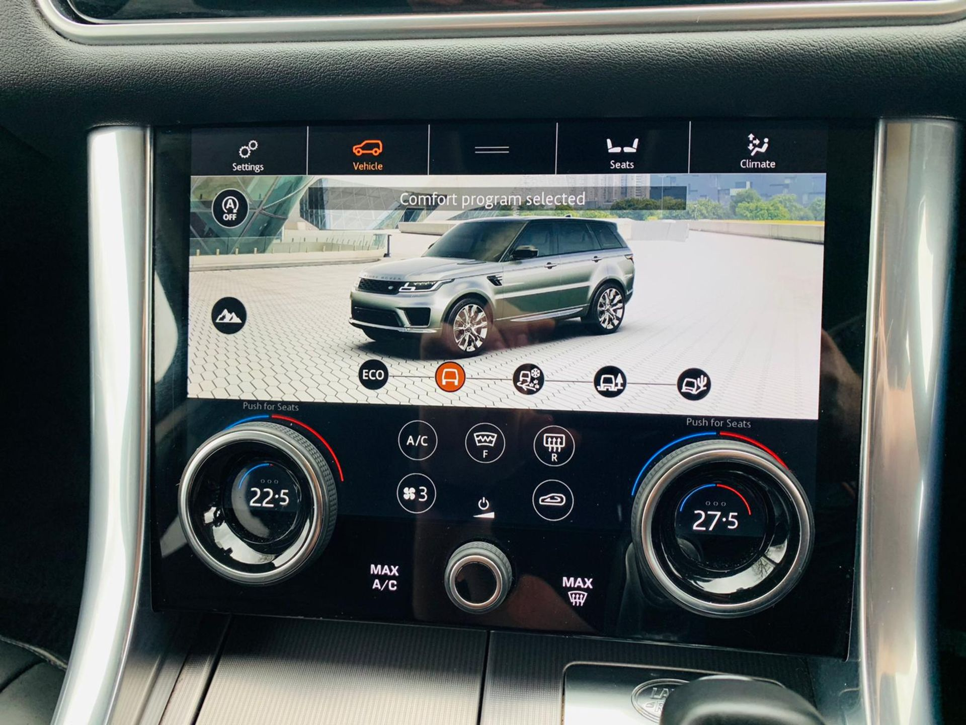 (RESERVE MET) Range Rover Sport 3.0 SDV6 HSE Auto - 2019 - 1 Keeper From New - Virtual Cockpit - - Image 18 of 42