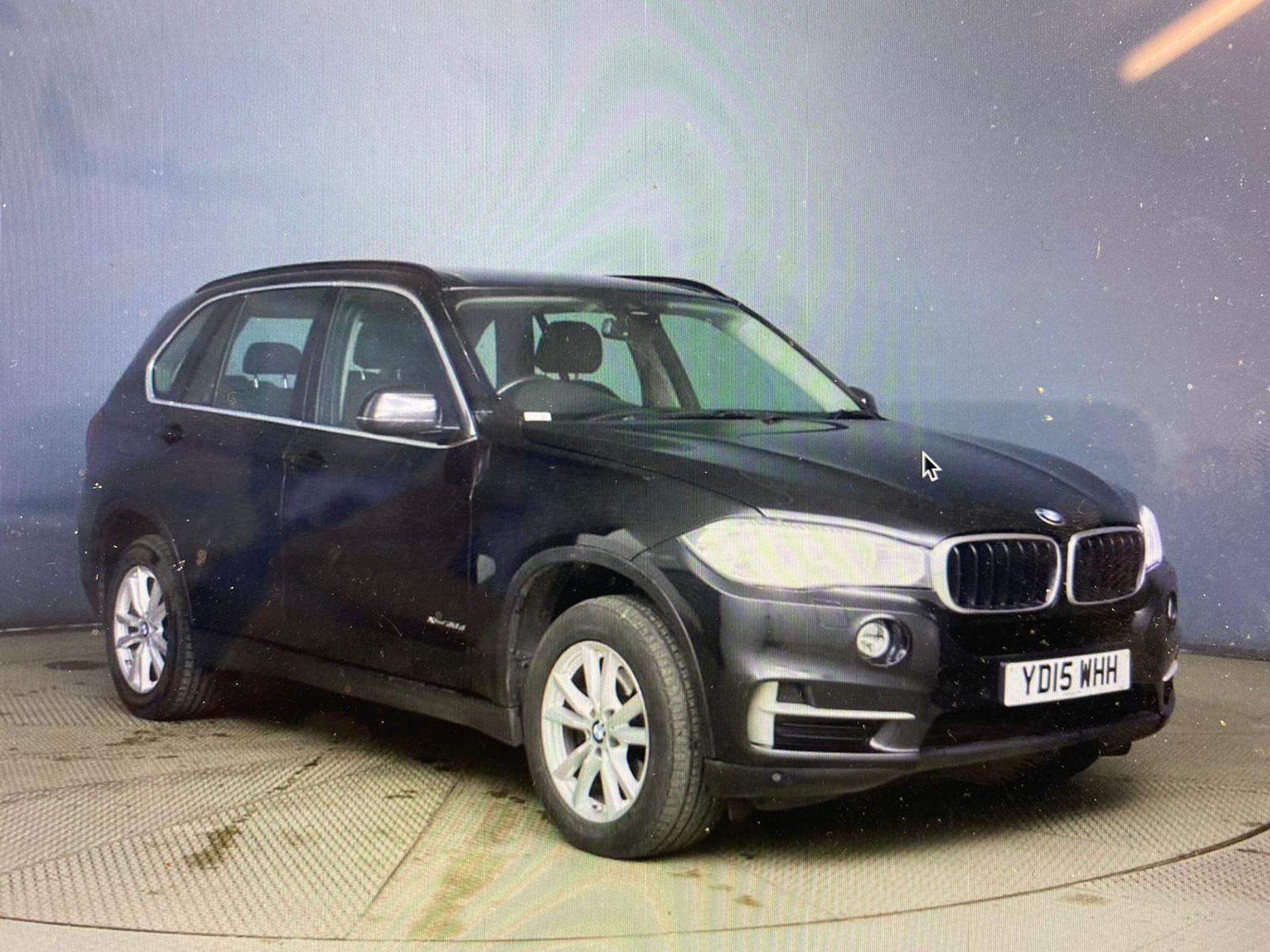 "BMW X5 3.0d xDrive""Auto"" Special Equipment - 15 Reg - 7 Seater -Leather - Sat Nav -Mega Spec- No Vat - Image 3 of 13"