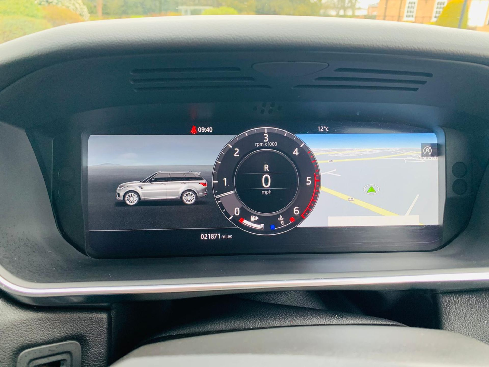 (RESERVE MET) Range Rover Sport 3.0 SDV6 HSE Auto - 2019 - 1 Keeper From New - Virtual Cockpit - - Image 19 of 42