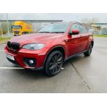 Reseve Met - BMW X6 xDrive 3.0d Auto - 2014 Reg - Leather Interior -Parking Sensors - Reversing Cam