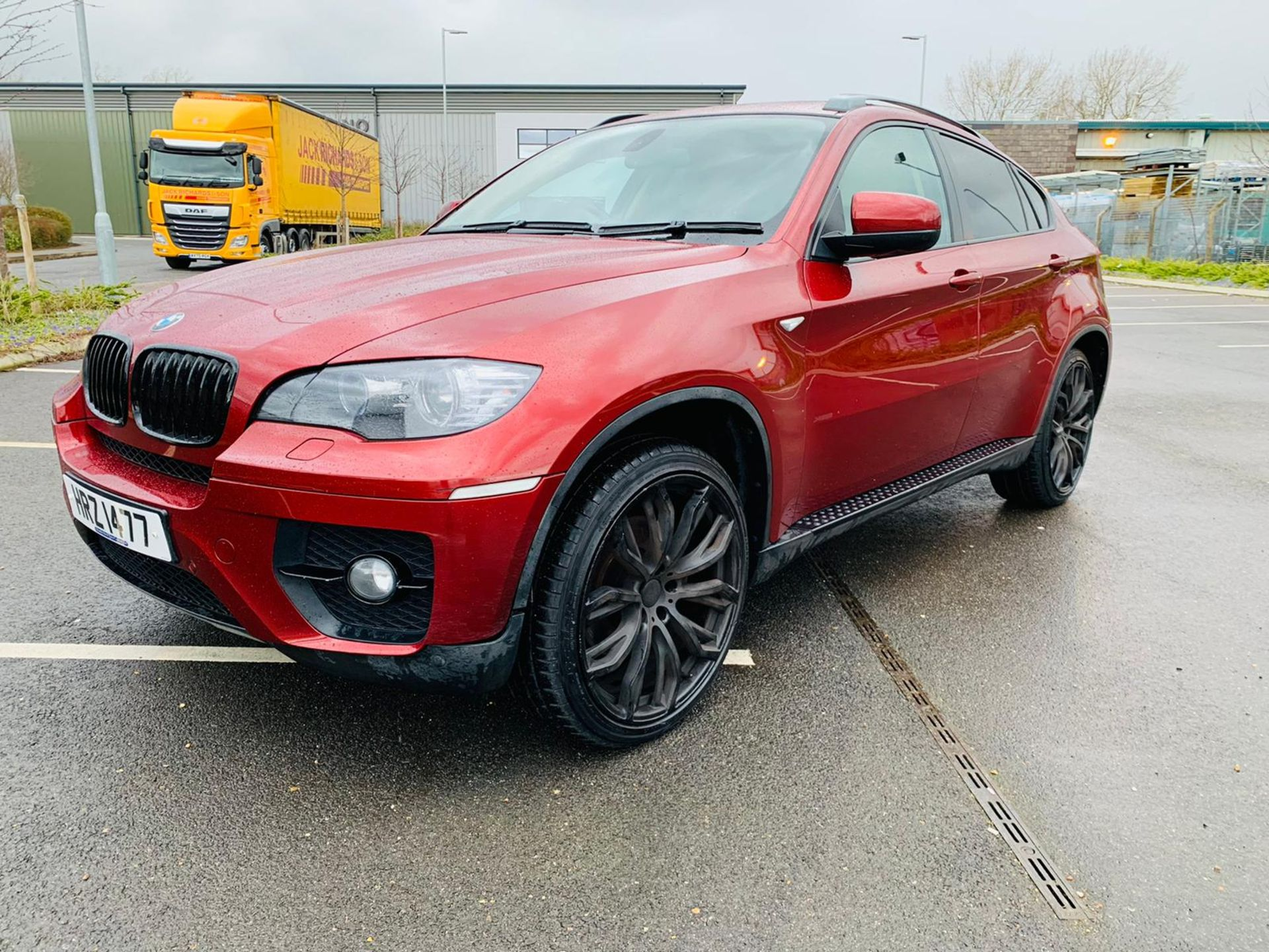 Reseve Met - BMW X6 xDrive 3.0d Auto - 2014 Reg - Leather Interior -Parking Sensors - Reversing Cam