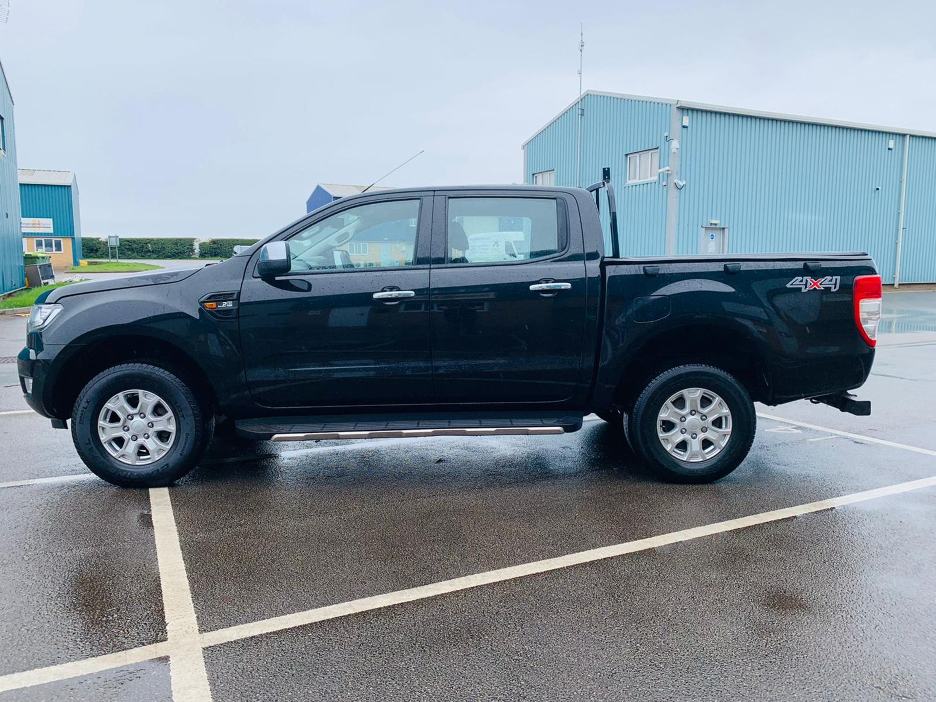 Ford Ranger 2.2 TDCI XLT 4x4 Double Cab - 2017 Model - Euro 6 - ULEZ Compliant - Service History - Image 4 of 24