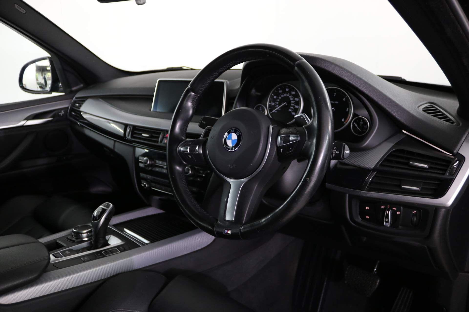 "BMW X5 3.0d xDrive""Auto"" Special Equipment - 15 Reg - 7 Seater -Leather - Sat Nav -Mega Spec- No Vat - Image 7 of 13"