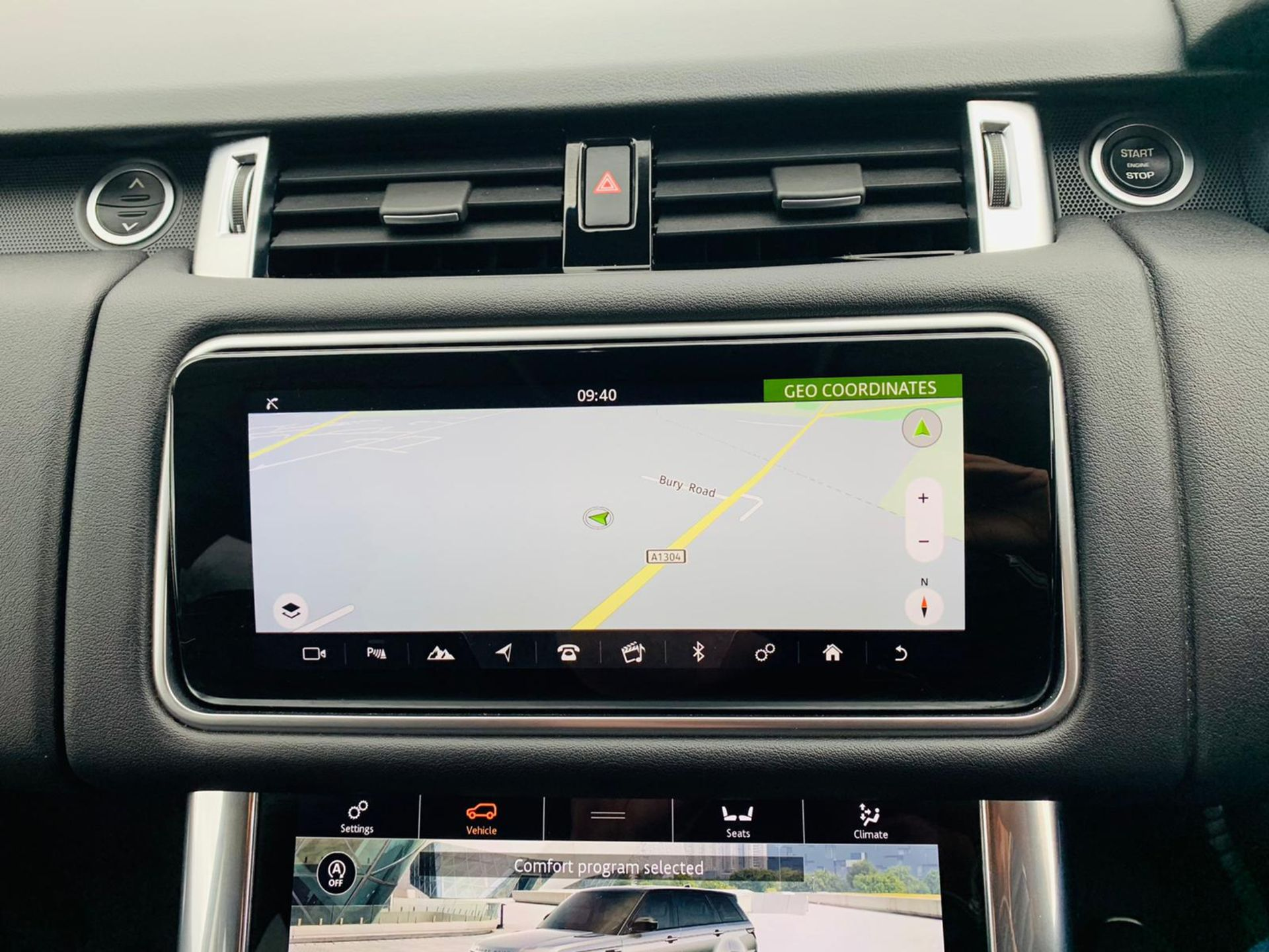 (RESERVE MET) Range Rover Sport 3.0 SDV6 HSE Auto - 2019 - 1 Keeper From New - Virtual Cockpit - - Image 20 of 42