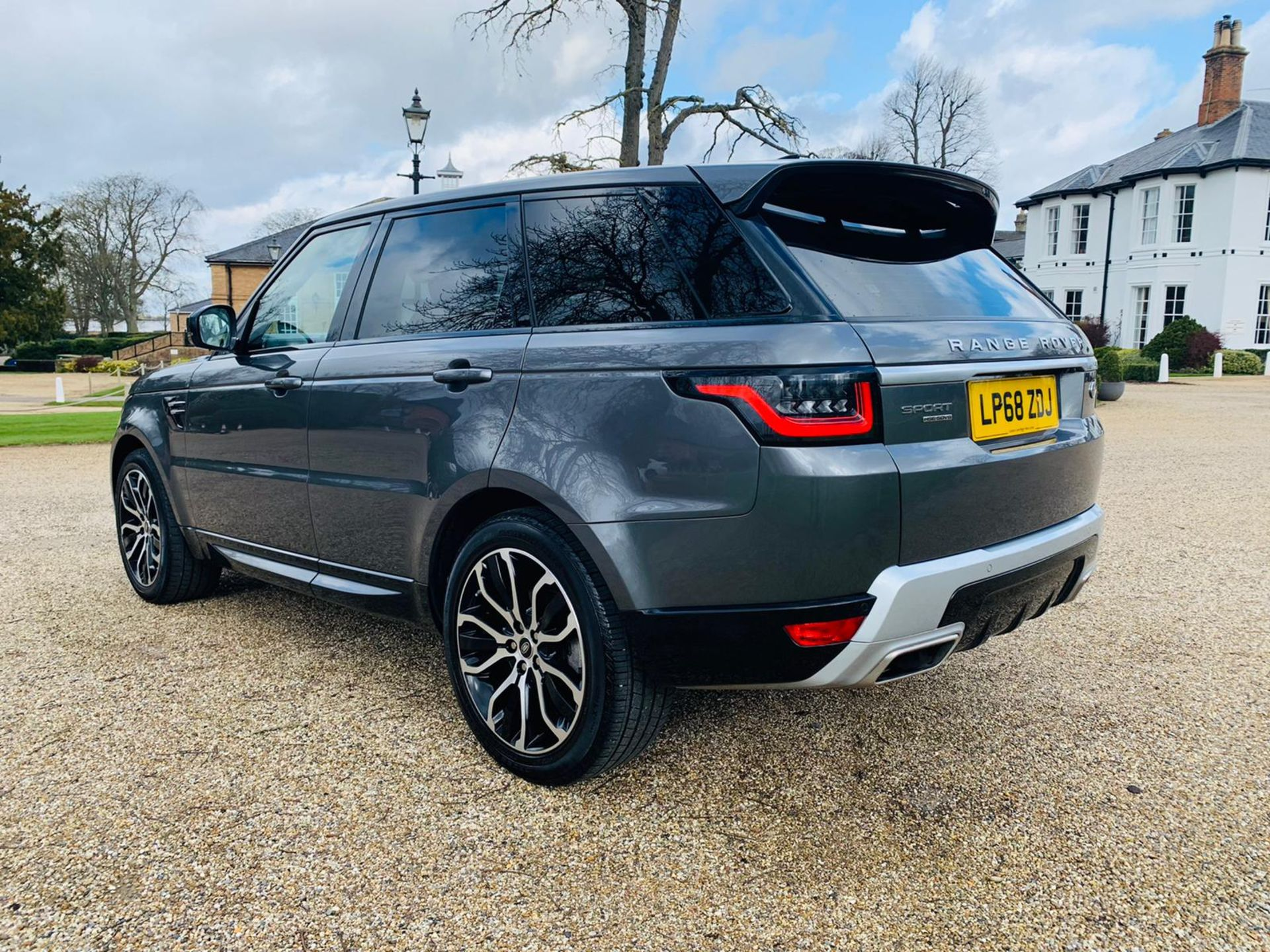 (RESERVE MET) Range Rover Sport 3.0 SDV6 HSE Auto - 2019 - 1 Keeper From New - Virtual Cockpit - - Image 5 of 42