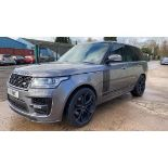 Range Rover Vogue 3.0 TDV6 SE Auto - Black Pack - NEW SHAPE - FULLY LOADED - Pan Roof