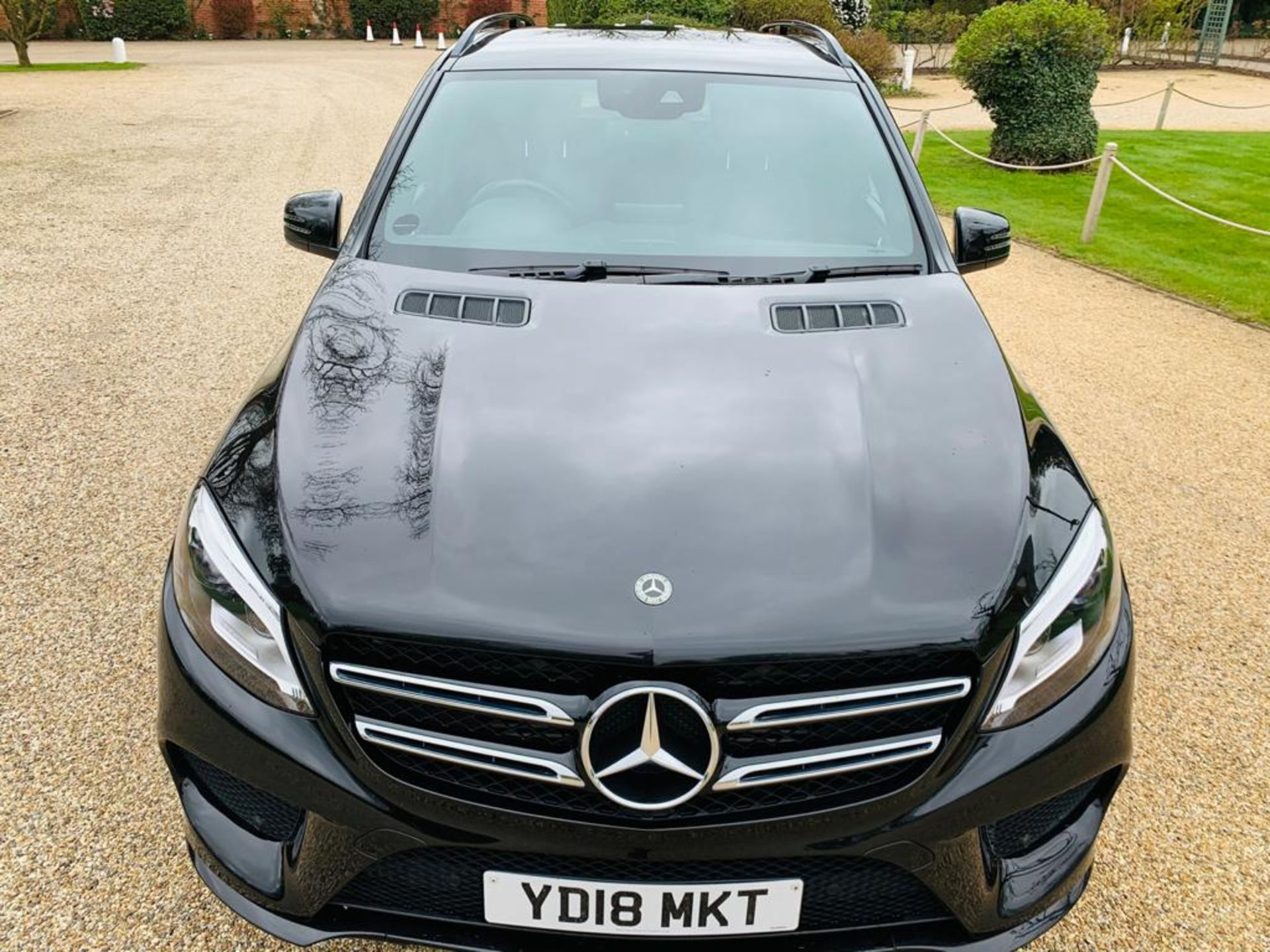 (RESERVE MET) Mercedes GLE 250d 4Matic AMG Night Edition 9G Tronic - 2018 18 Reg - Only 33K Miles - - Image 10 of 36