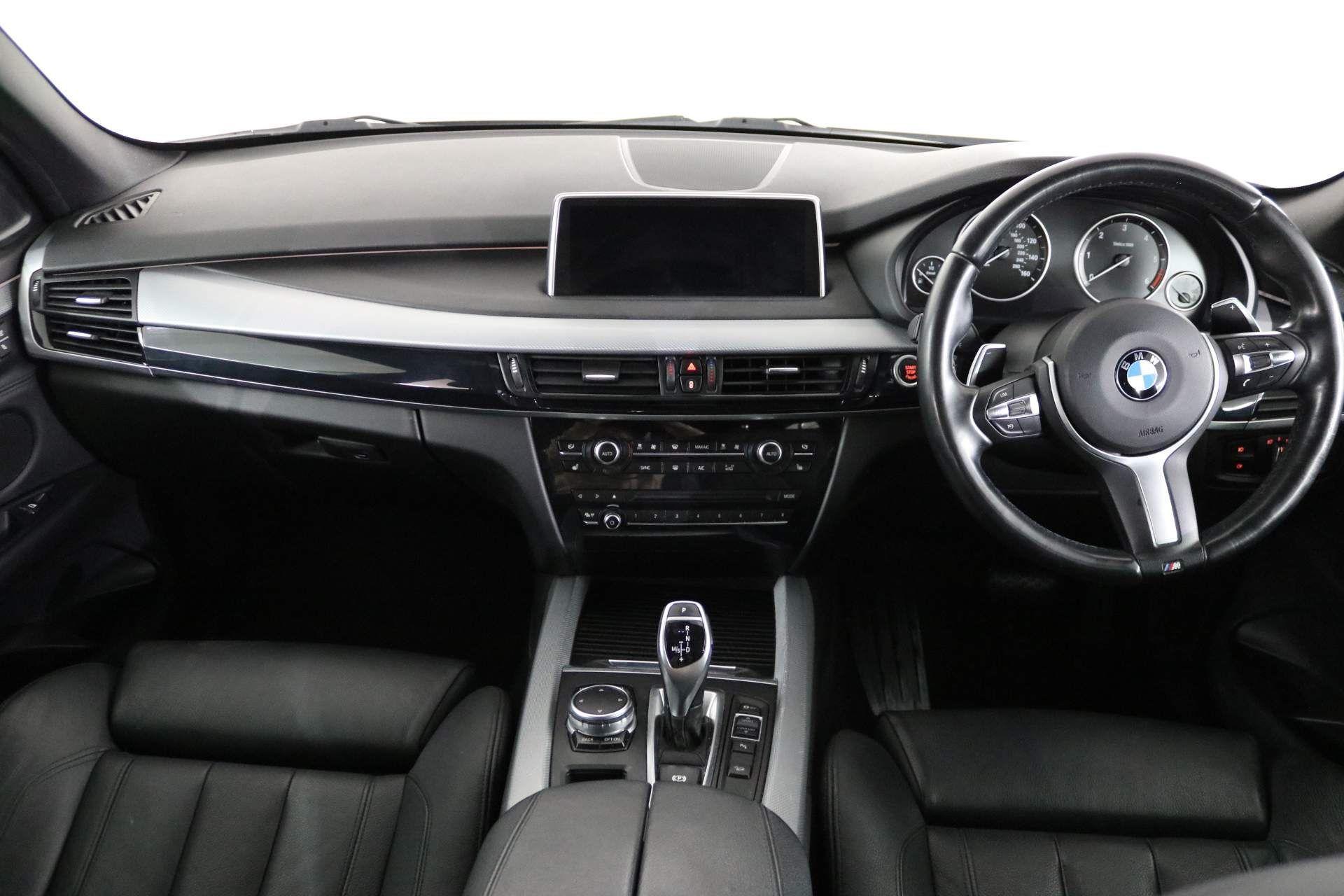 "BMW X5 3.0d xDrive""Auto"" Special Equipment - 15 Reg - 7 Seater -Leather - Sat Nav -Mega Spec- No Vat - Image 10 of 13"