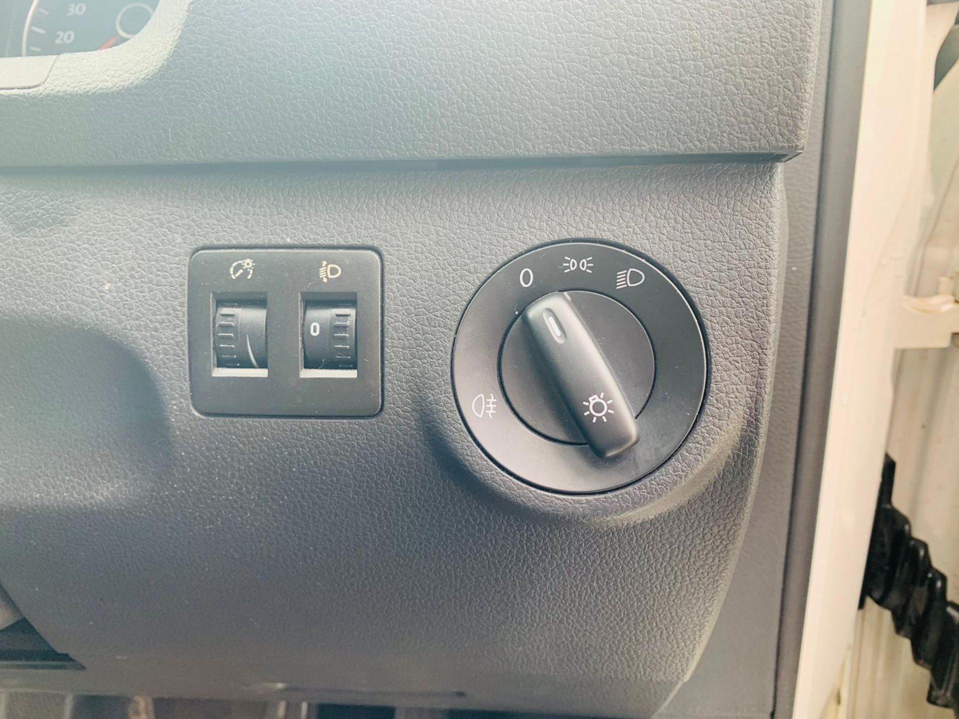 (RESERVE MET)Volkswagen (VW) Caddy 2.0 TDI C20 Startline - 2017 17 Reg - Euro 6 - ULEZ Compliant - - Image 18 of 20