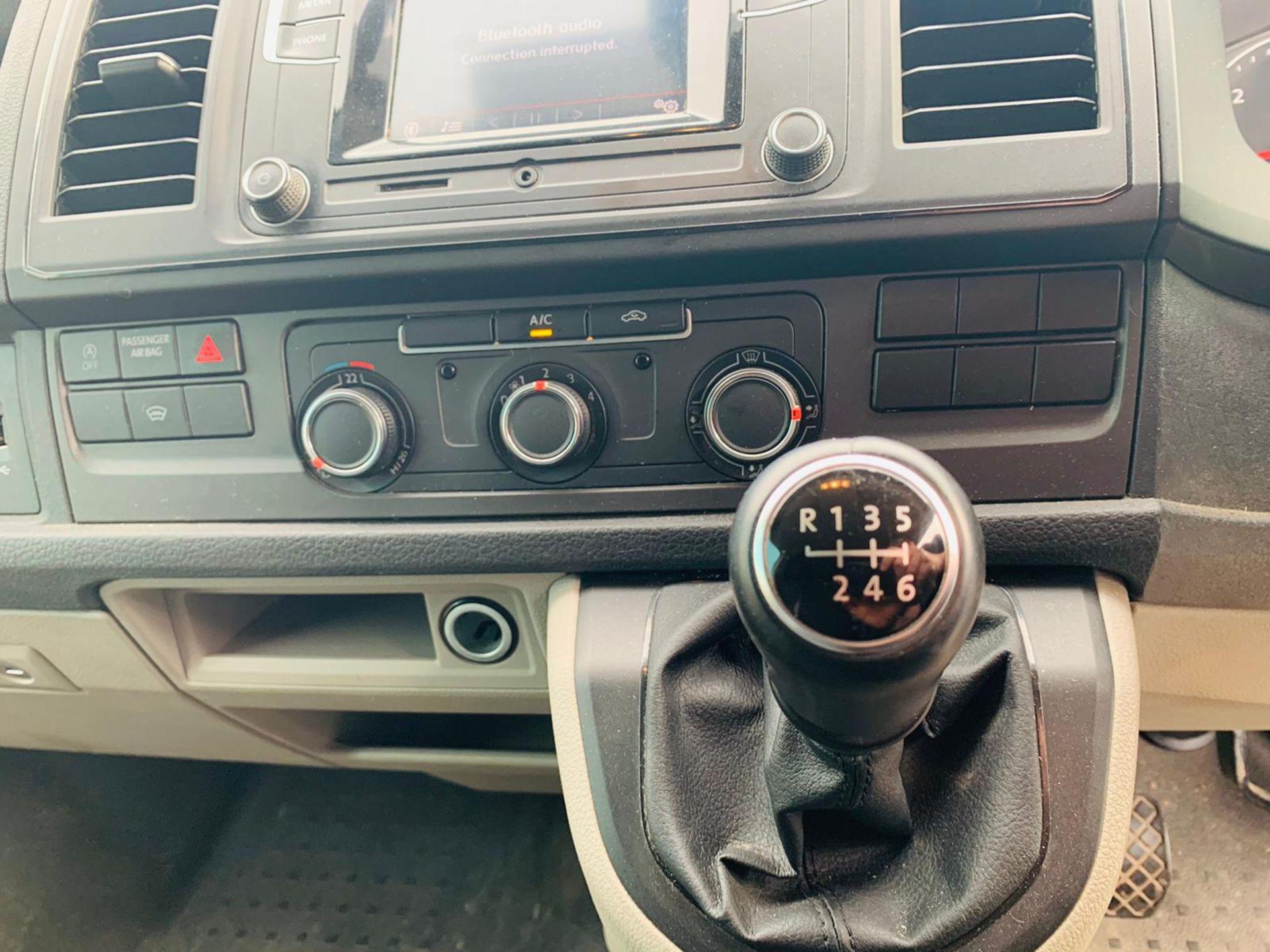 (RESERVE MET) Volkswagen (VW) Transporter 2.0 TDI 150 Highline T28 2018 18 Reg - Parking Sensors - - Image 14 of 23