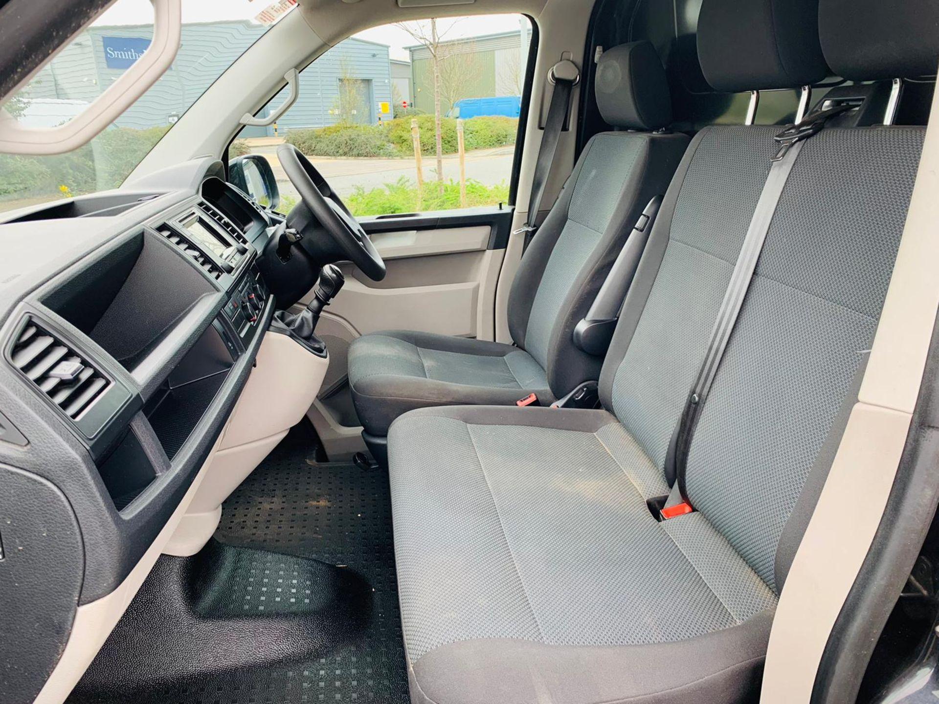 Reserve Met - Volkswagen Transporter T30 2.0 TDI Trendline - 2017 Model - Euro 6 - 1 Owner - Image 10 of 18