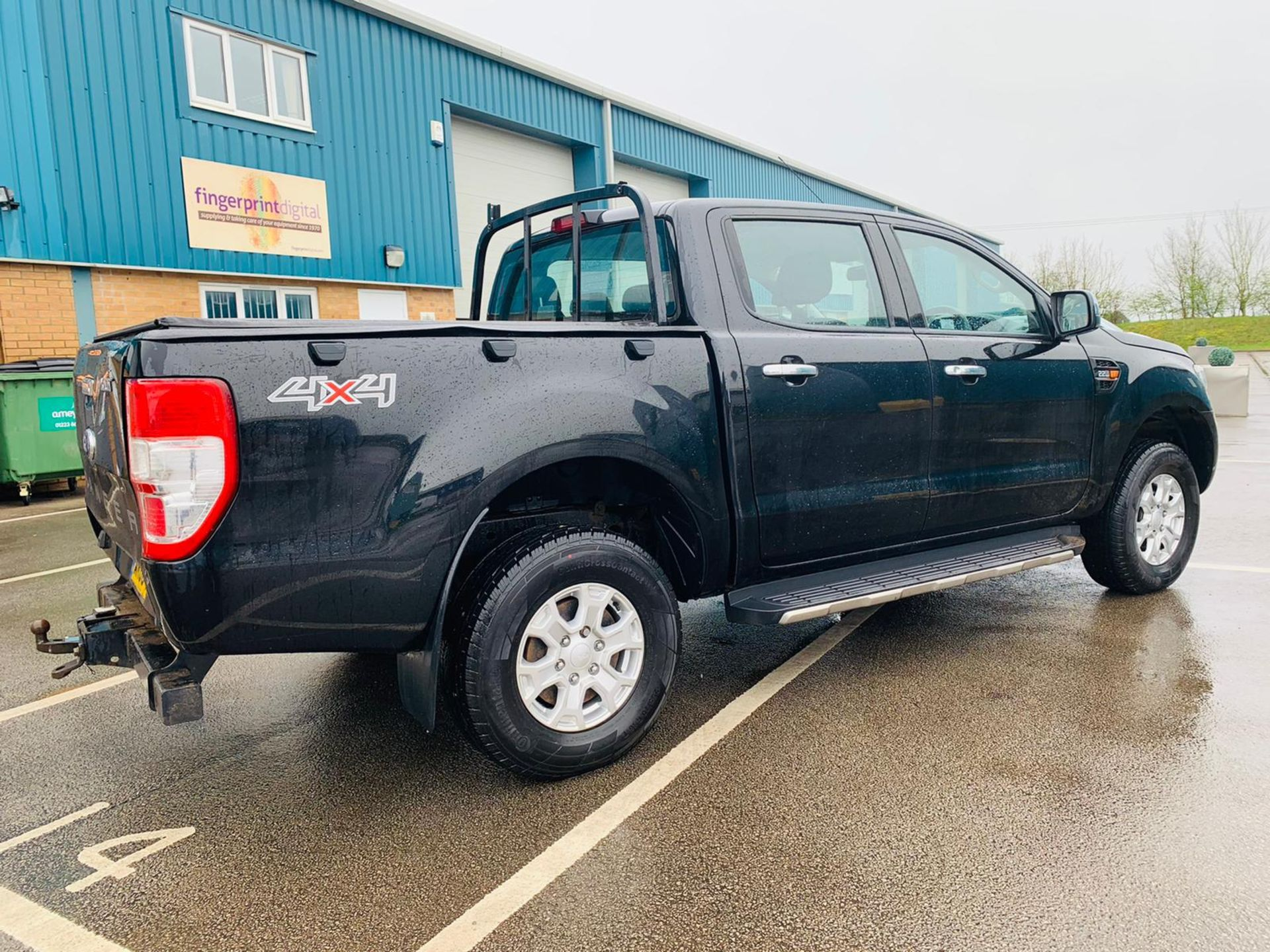 Ford Ranger 2.2 TDCI XLT 4x4 Double Cab - 2017 Model - Euro 6 - ULEZ Compliant - Service History - Image 6 of 24
