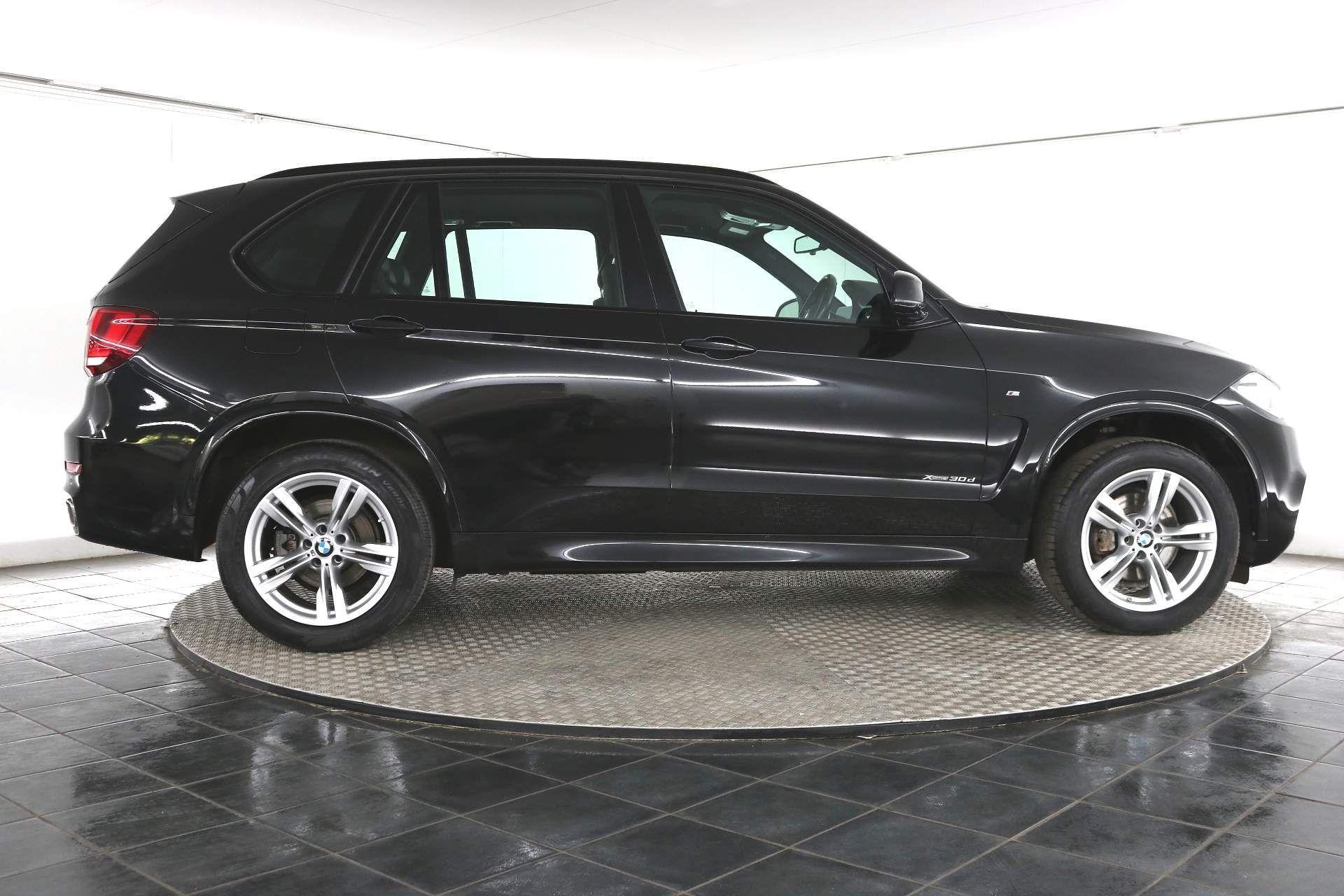 "BMW X5 3.0d xDrive""Auto"" Special Equipment - 15 Reg - 7 Seater -Leather - Sat Nav -Mega Spec- No Vat"