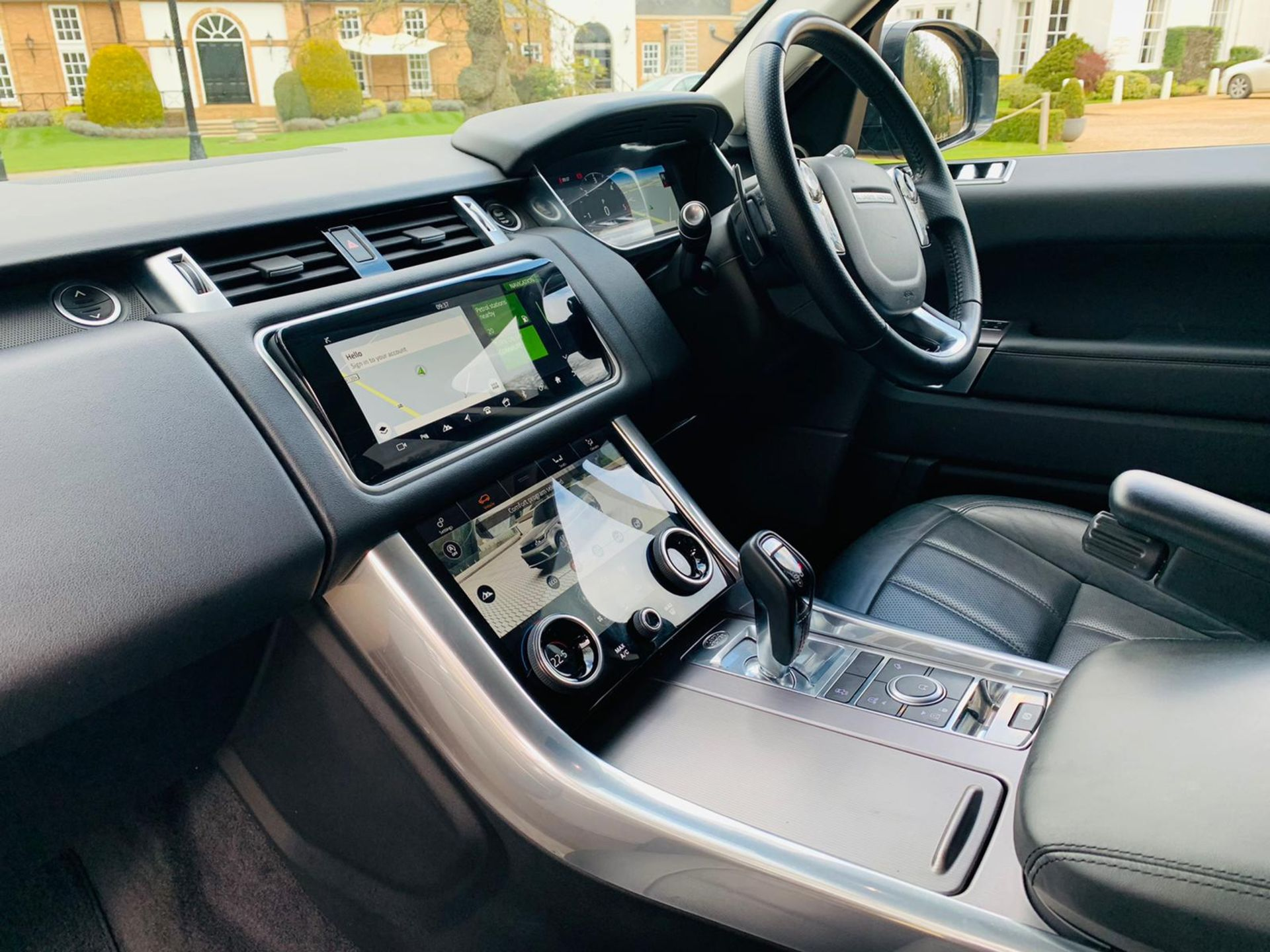 (RESERVE MET) Range Rover Sport 3.0 SDV6 HSE Auto - 2019 - 1 Keeper From New - Virtual Cockpit - - Image 23 of 42