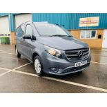 Mercedes Vito 114 Bluetec Dualiner/Crew Van - Auto - Air Con - 2018 Model- 1 Owner From New