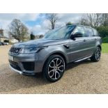 (RESERVE MET) Range Rover Sport 3.0 SDV6 HSE Auto - 2019 - 1 Keeper From New - Virtual Cockpit -