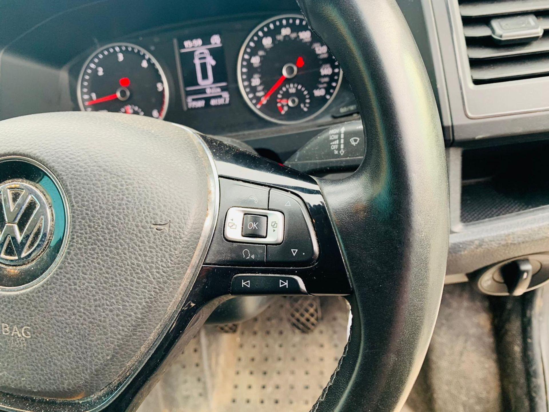 (RESERVE MET) Volkswagen (VW) Transporter 2.0 TDI 150 Highline T28 2018 18 Reg - Parking Sensors - - Image 20 of 23