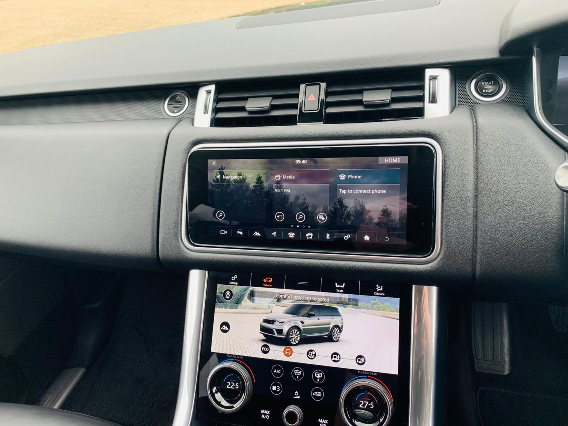 (RESERVE MET) Range Rover Sport 3.0 SDV6 HSE Auto - 2019 - 1 Keeper From New - Virtual Cockpit - - Image 17 of 42