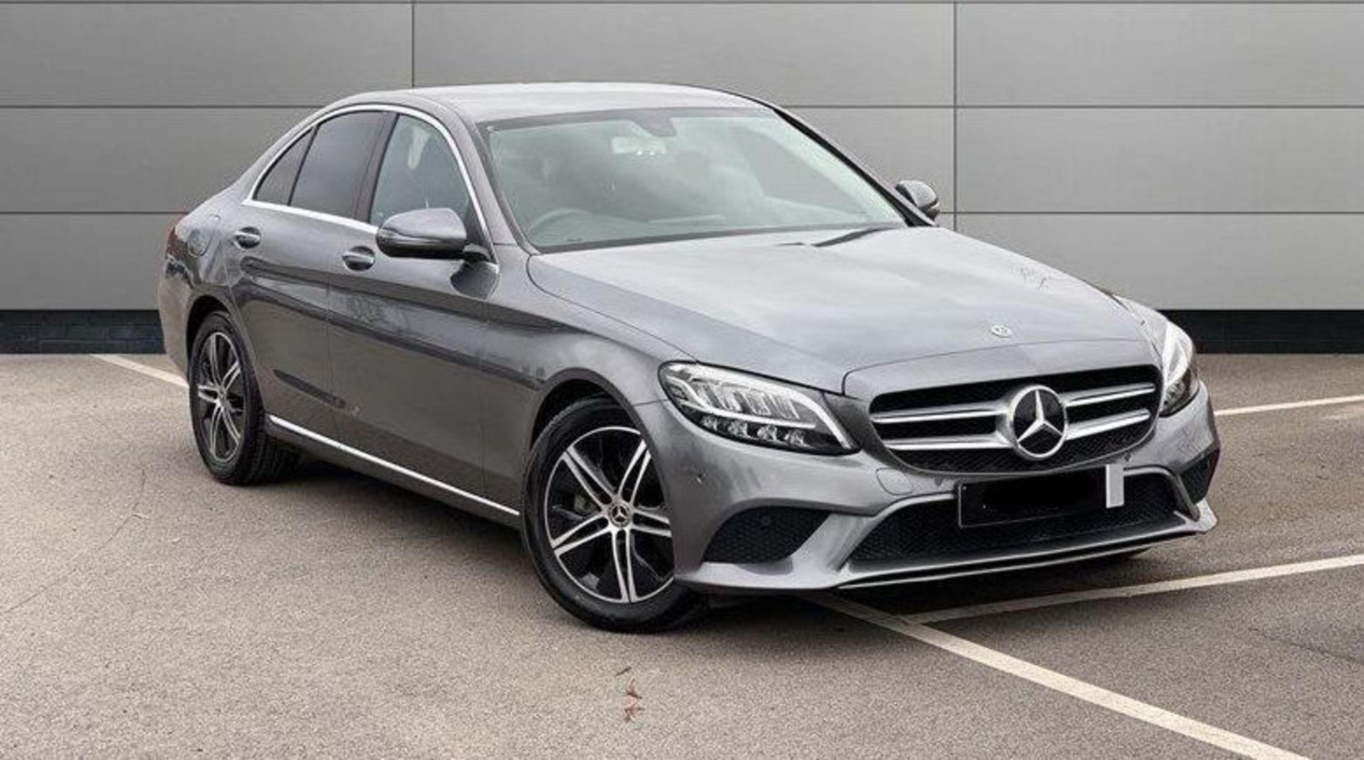 (Reserve Met) Mercedes C220d Sport - 9G Tronic Auto - 188BHP - 2019 Reg - Reversing Cam - Sat Nav -