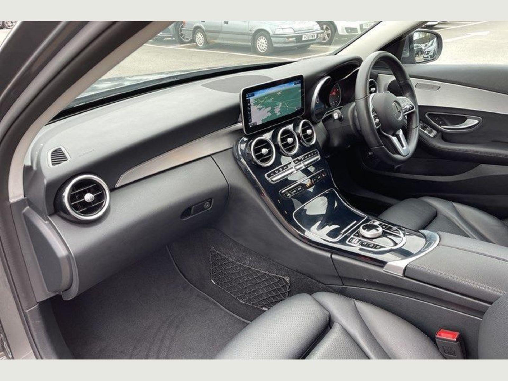 (Reserve Met) Mercedes C220d Sport - 9G Tronic Auto - 188BHP - 2019 Reg - Reversing Cam - Sat Nav - - Image 4 of 7