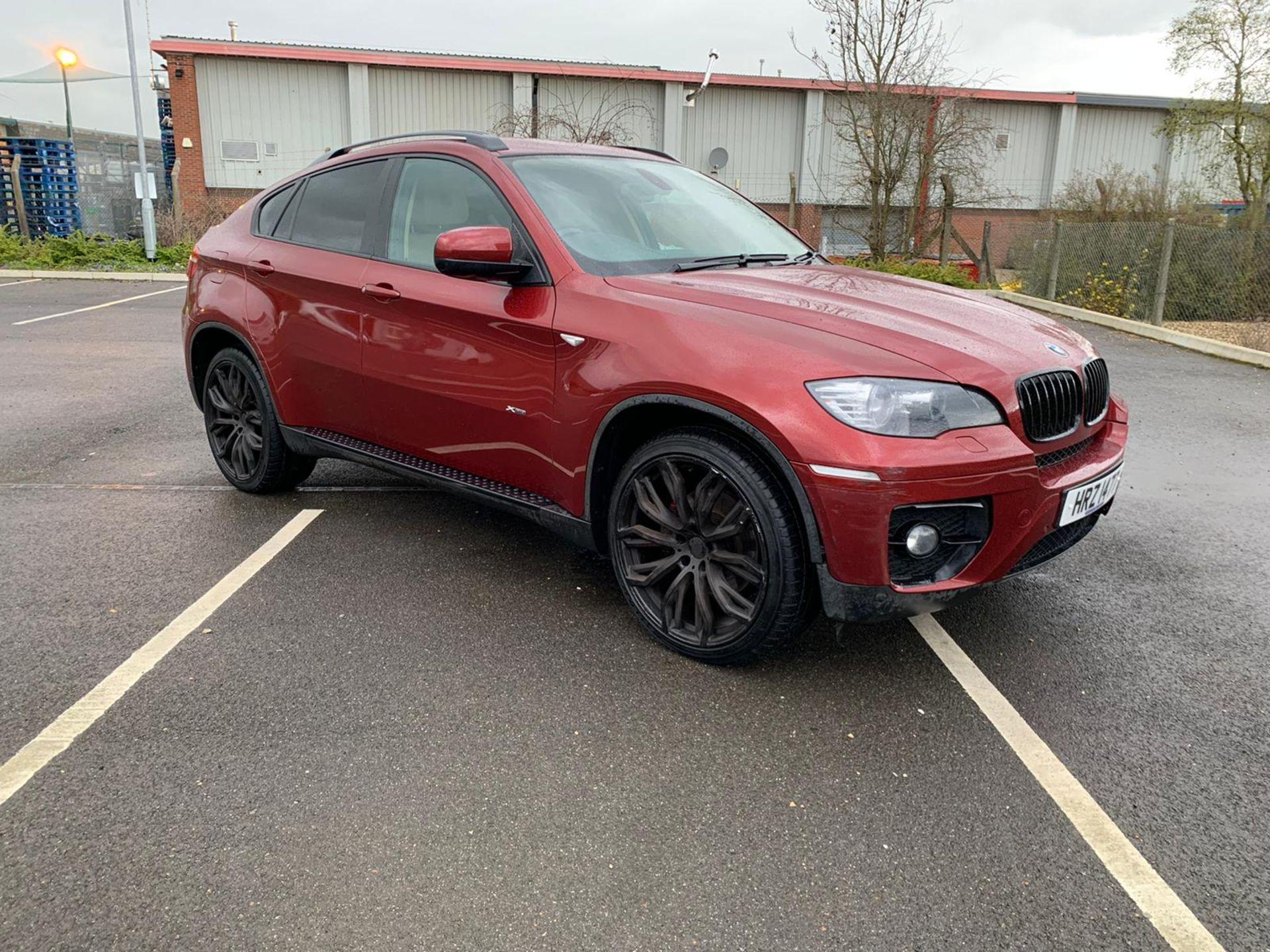 Reseve Met - BMW X6 xDrive 3.0d Auto - 2014 Reg - Leather Interior -Parking Sensors - Reversing Cam - Image 8 of 30