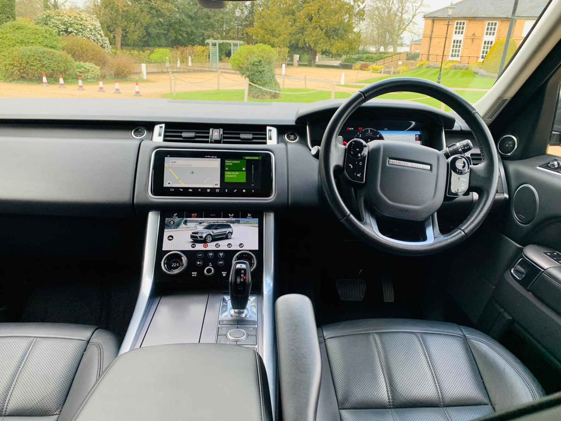 (RESERVE MET) Range Rover Sport 3.0 SDV6 HSE Auto - 2019 - 1 Keeper From New - Virtual Cockpit - - Image 24 of 42