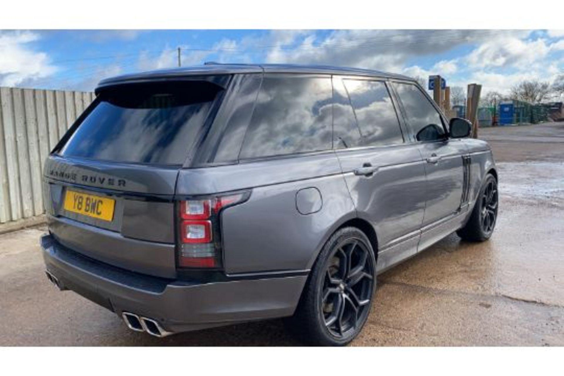 Range Rover Vogue 3.0 TDV6 SE Auto - Black Pack - NEW SHAPE - FULLY LOADED - Pan Roof - Image 7 of 30