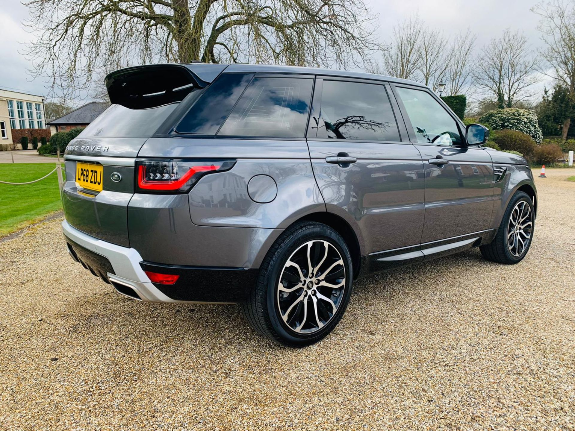 (RESERVE MET) Range Rover Sport 3.0 SDV6 HSE Auto - 2019 - 1 Keeper From New - Virtual Cockpit - - Image 3 of 42