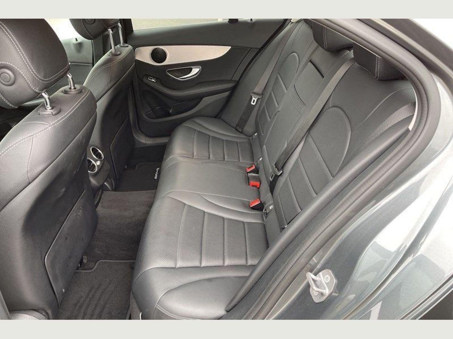 (Reserve Met) Mercedes C220d Sport - 9G Tronic Auto - 188BHP - 2019 Reg - Reversing Cam - Sat Nav - - Image 6 of 7