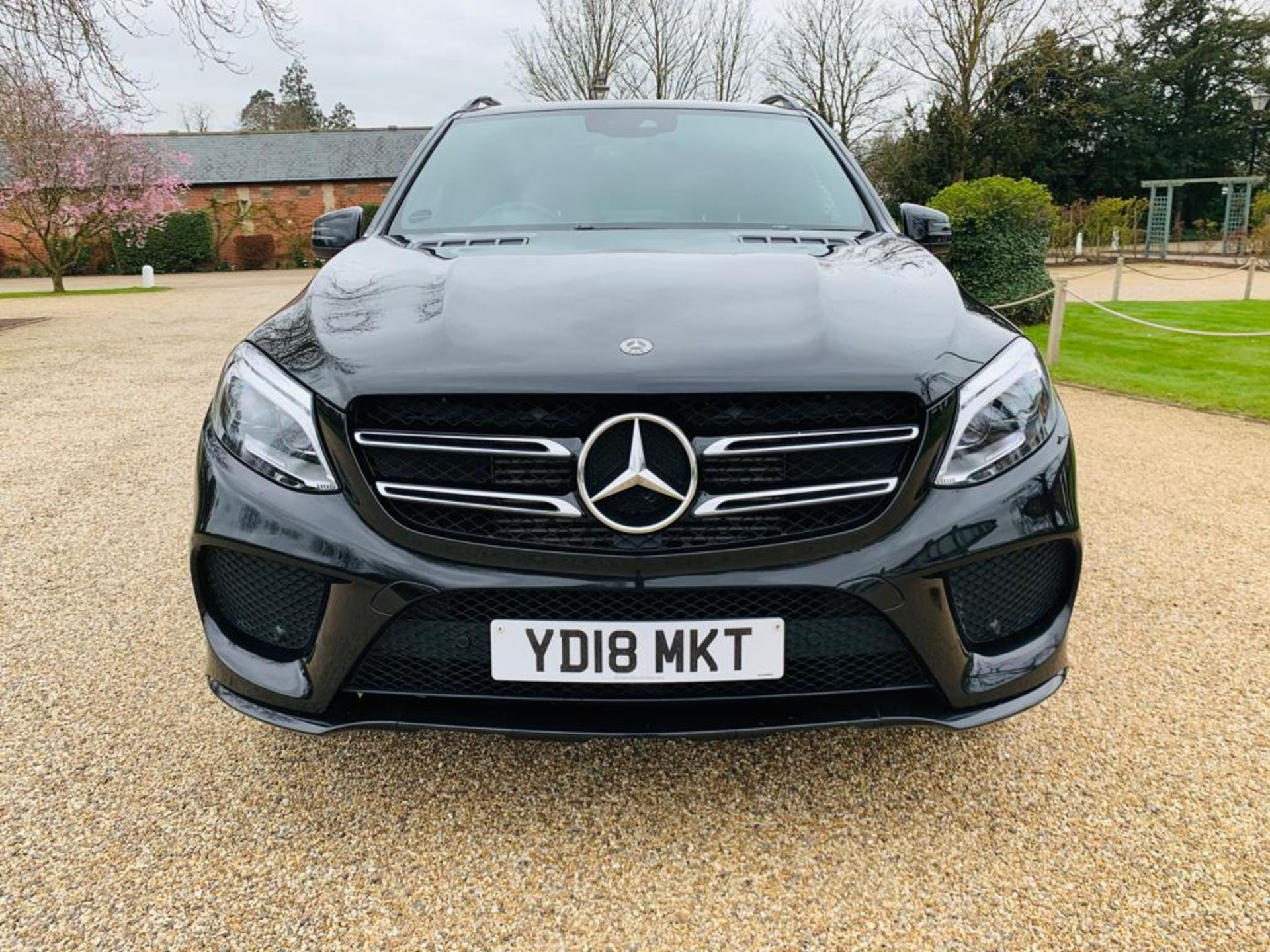 (RESERVE MET) Mercedes GLE 250d 4Matic AMG Night Edition 9G Tronic - 2018 18 Reg - Only 33K Miles - - Image 5 of 36