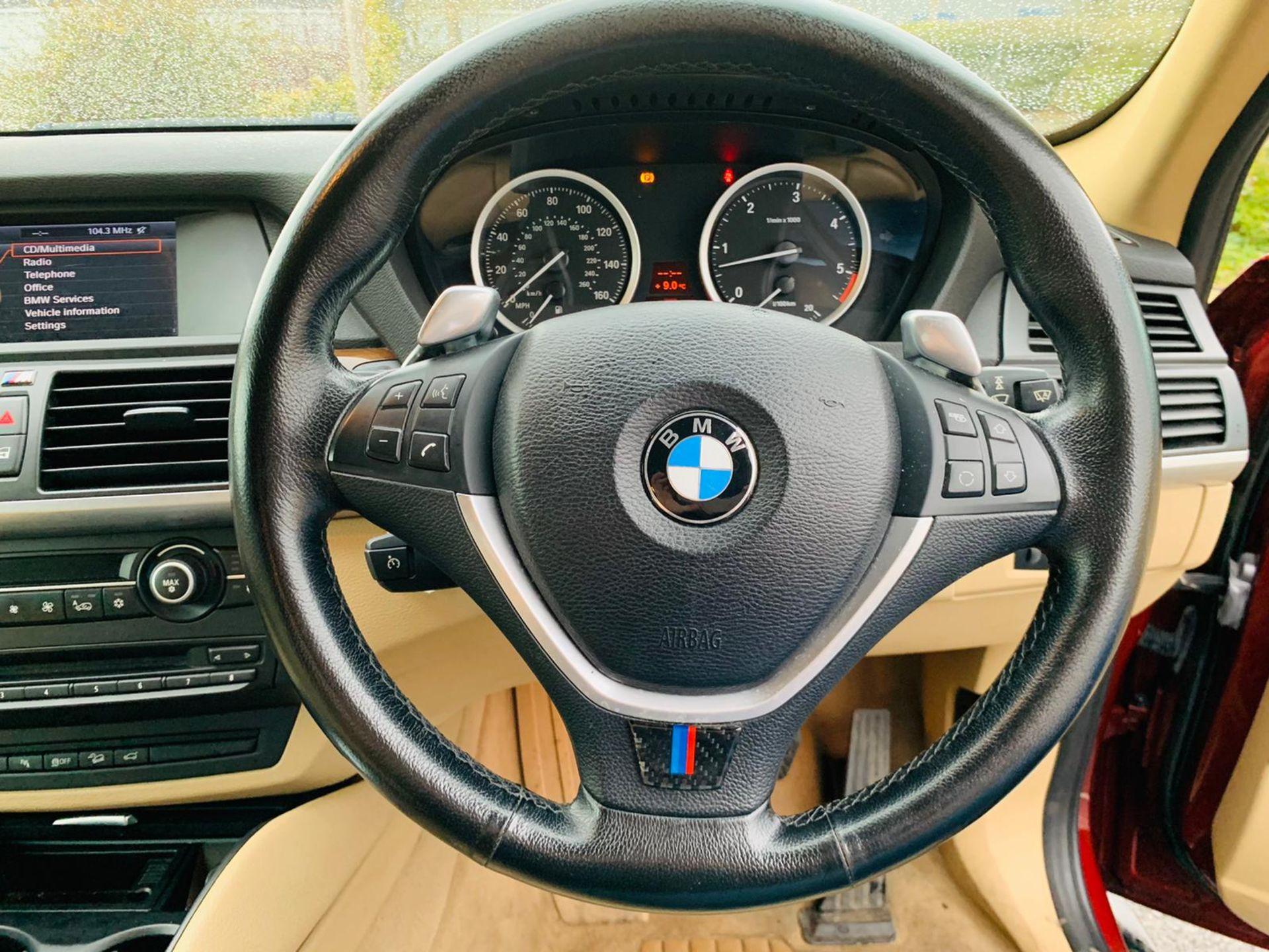 Reseve Met - BMW X6 xDrive 3.0d Auto - 2014 Reg - Leather Interior -Parking Sensors - Reversing Cam - Image 26 of 30