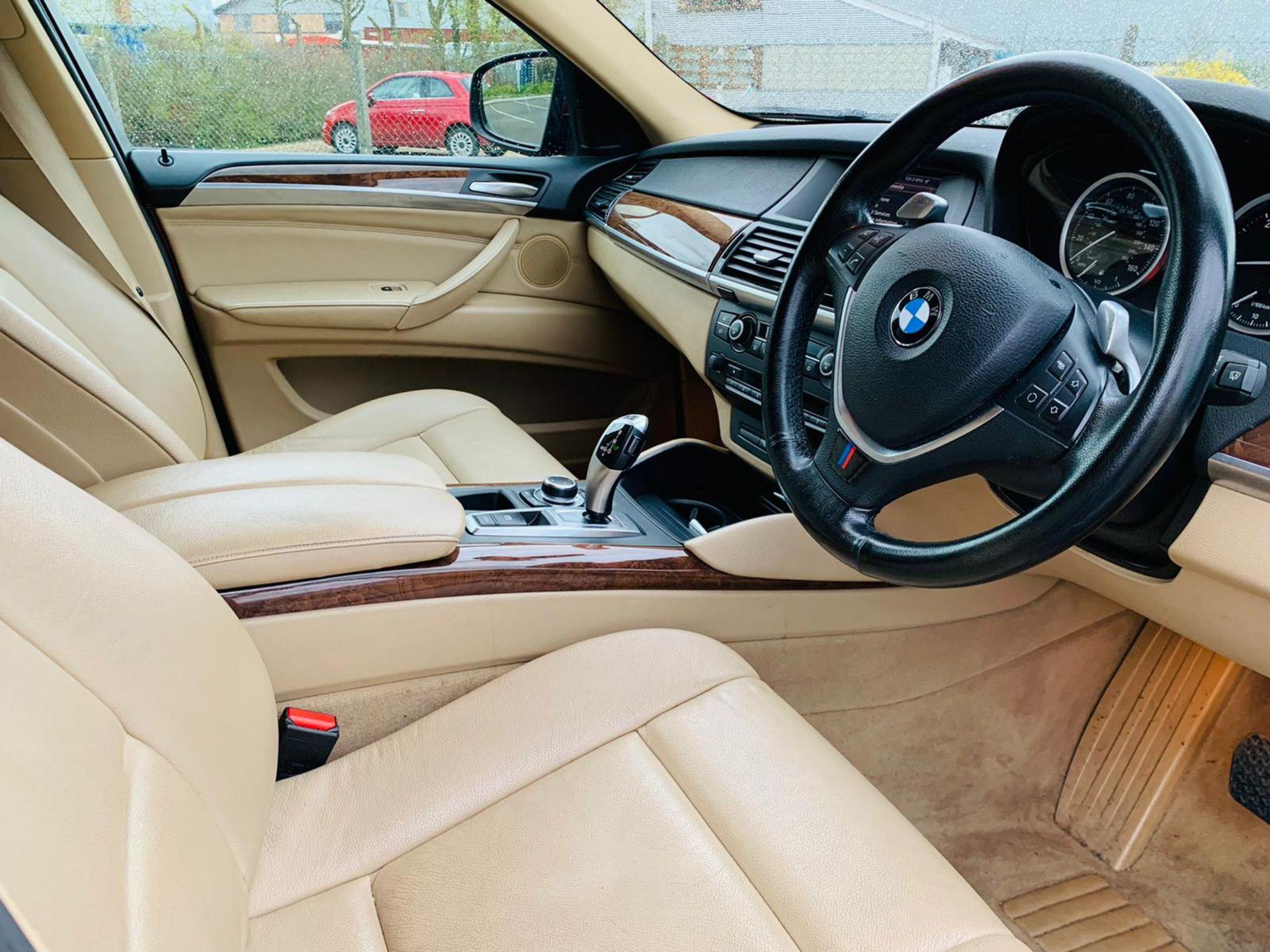 Reseve Met - BMW X6 xDrive 3.0d Auto - 2014 Reg - Leather Interior -Parking Sensors - Reversing Cam - Image 12 of 30